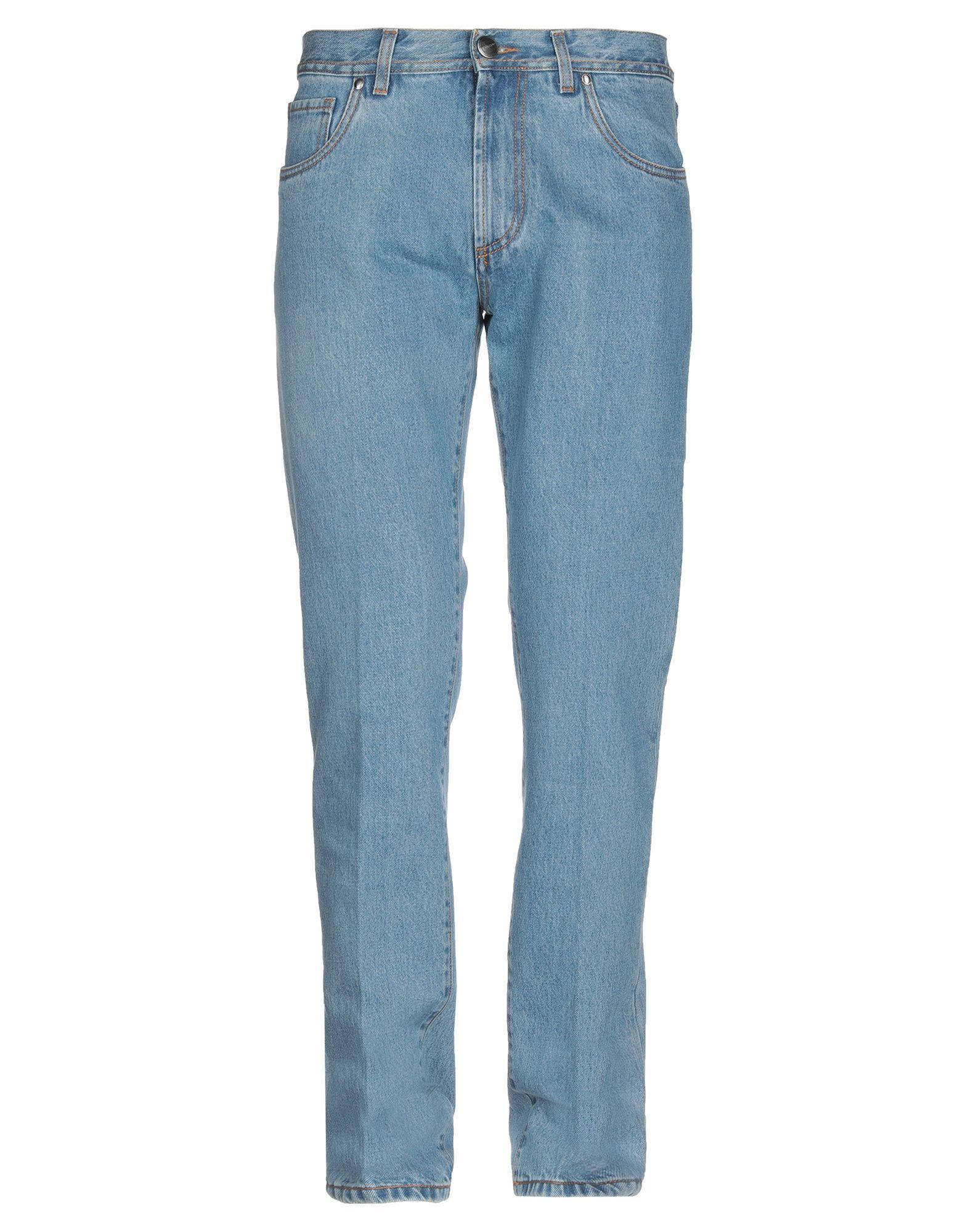 RICHARD JAMES BROWN Джинсовые брюки цена и фото