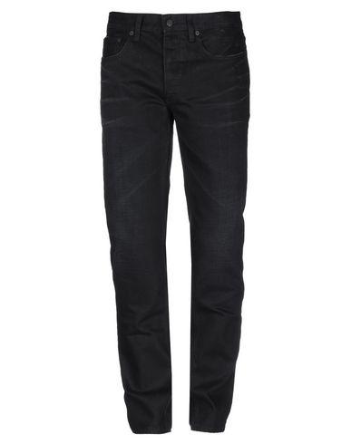 Фото - Джинсовые брюки от DEPARTMENT 5 черного цвета
