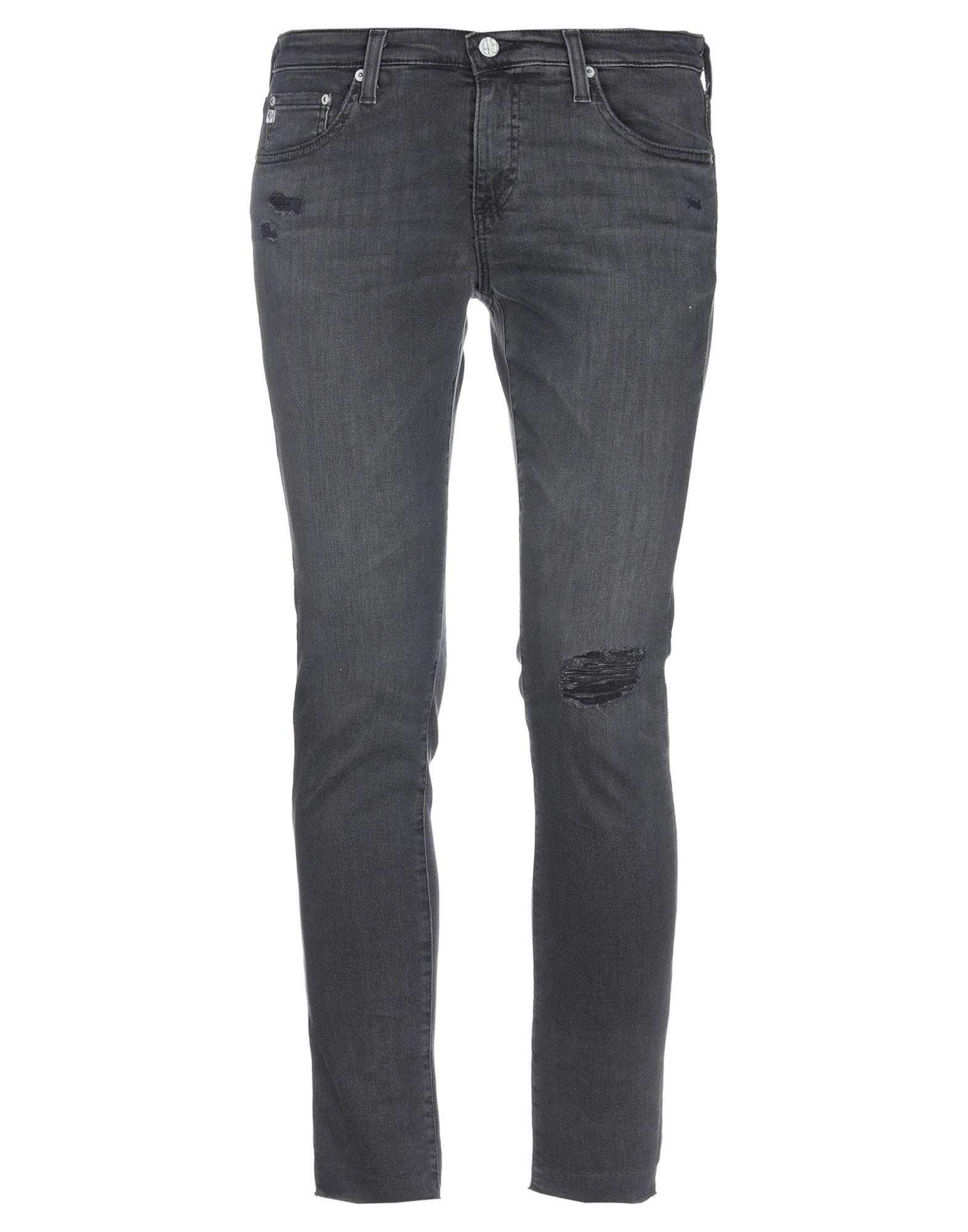 AG JEANS Джинсовые брюки