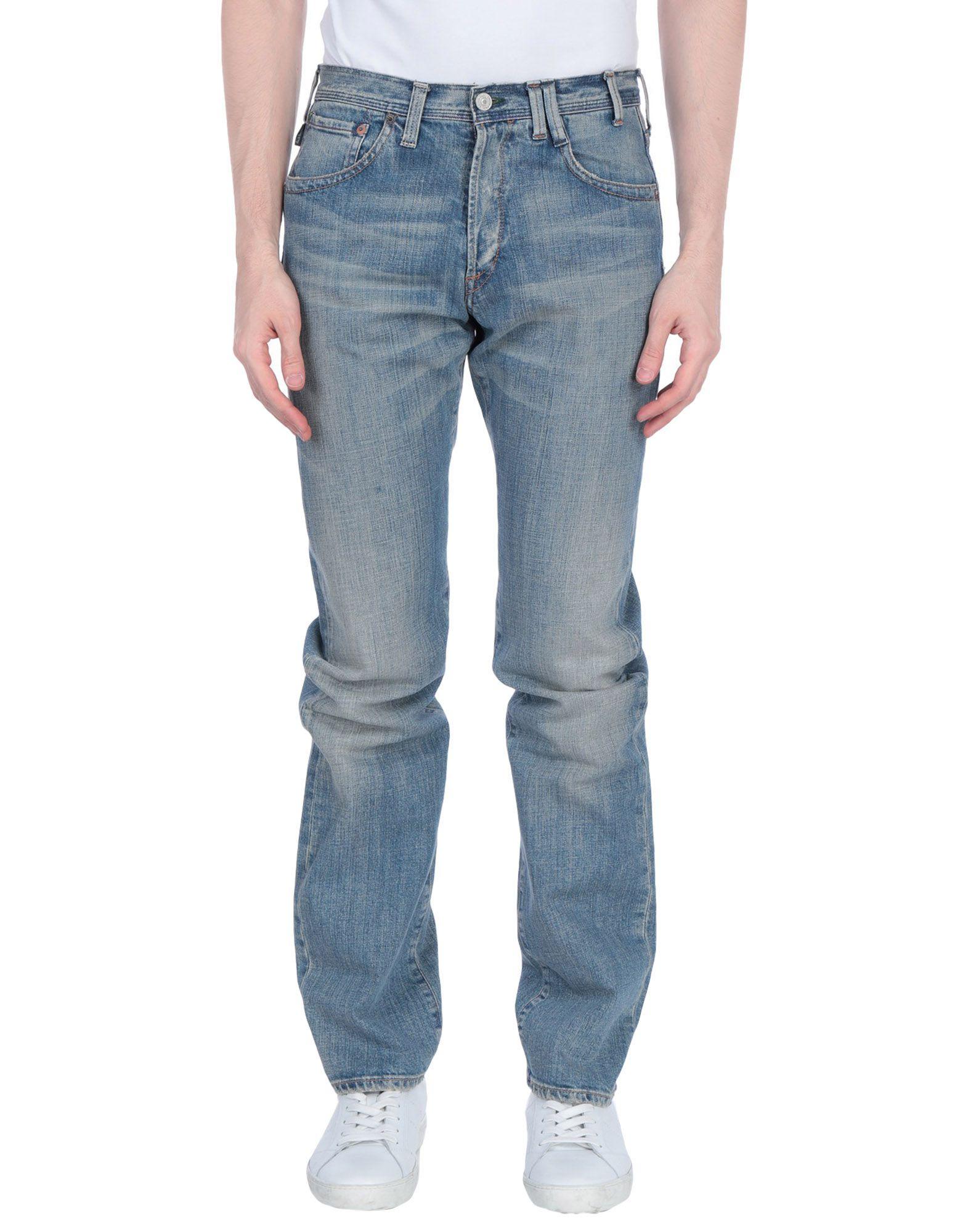 купить PAUL SMITH Джинсовые брюки по цене 6400 рублей