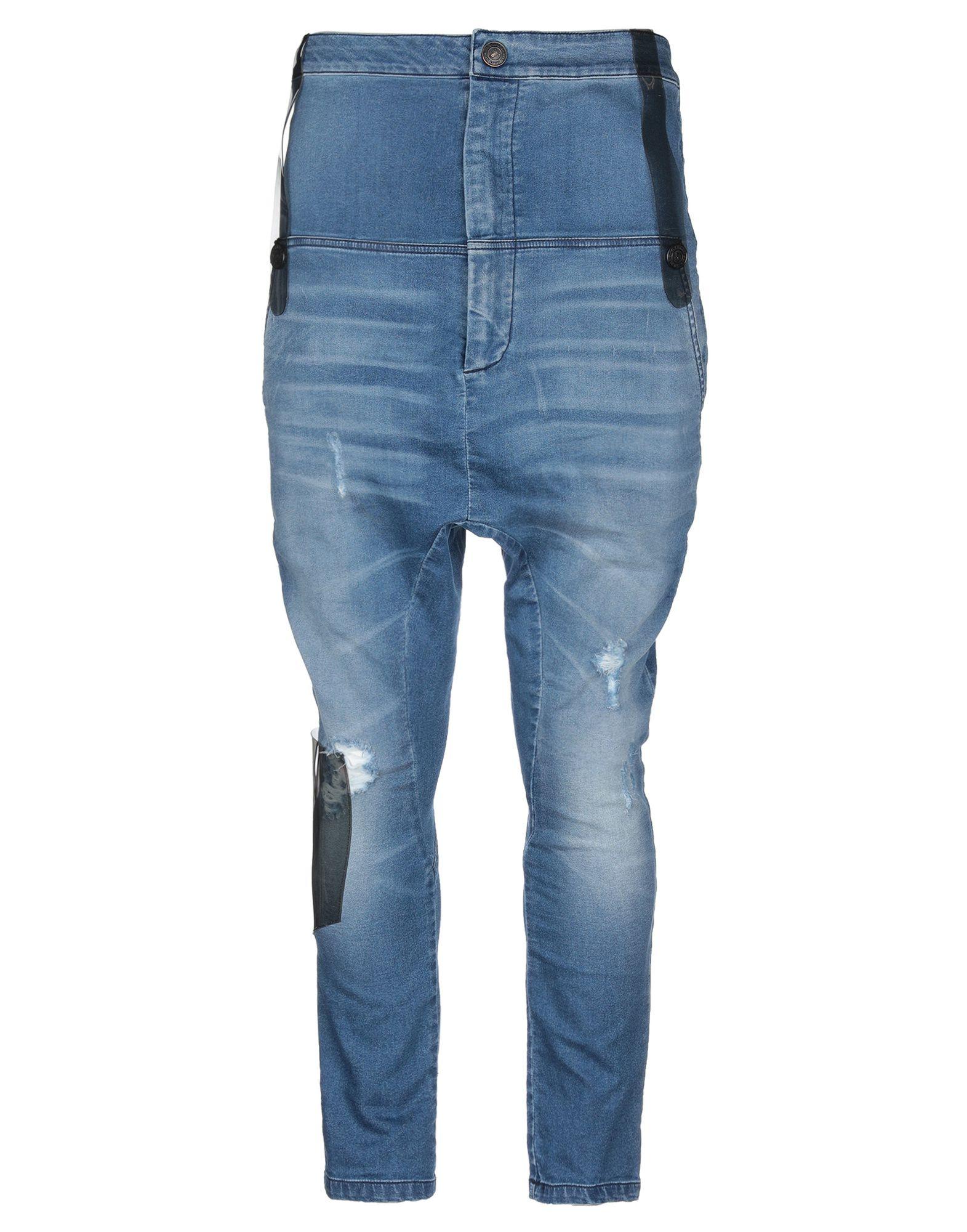 BAD SPIRIT Джинсовые брюки