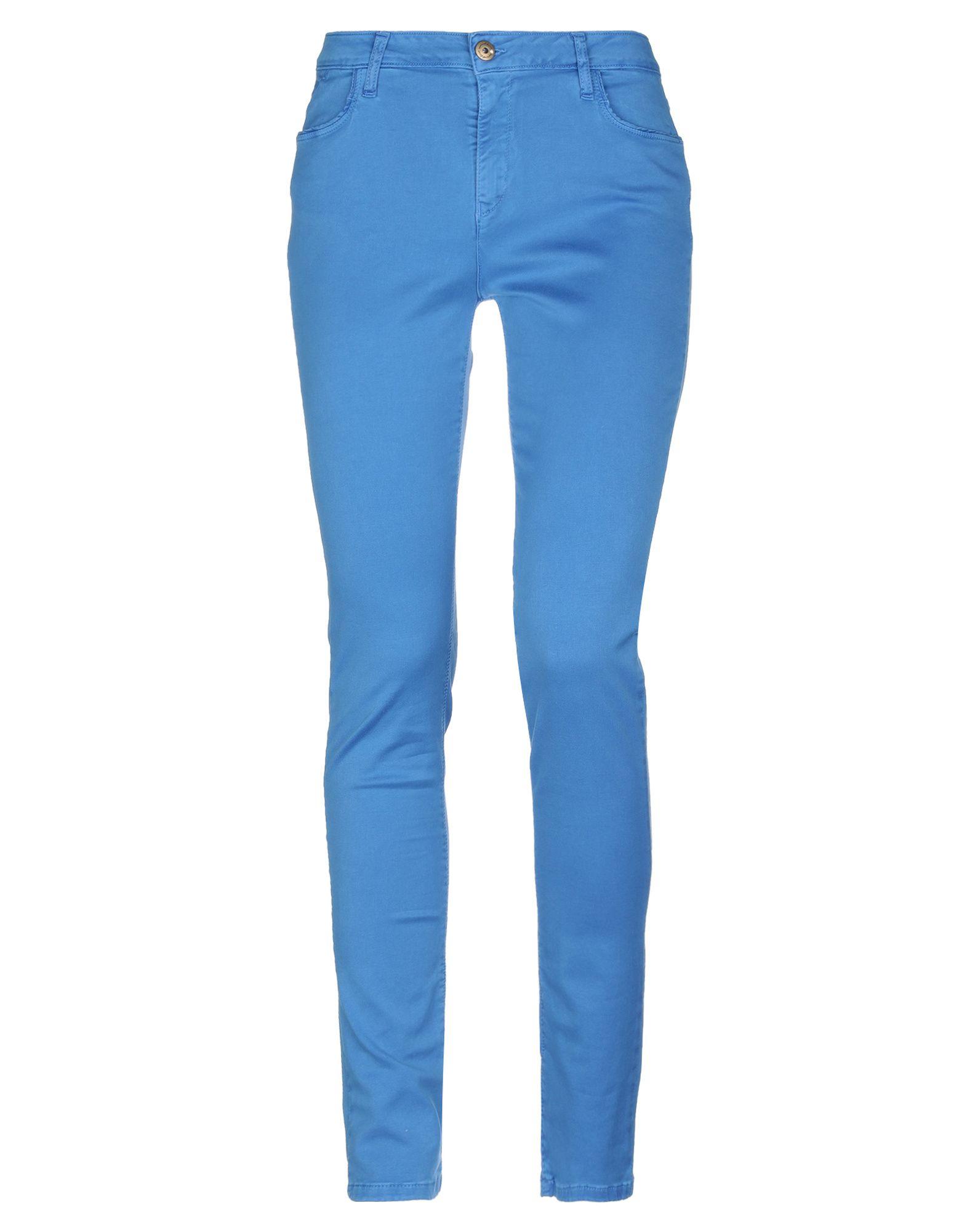 JUST BLUE by SOPHIE Джинсовые брюки цена 2017