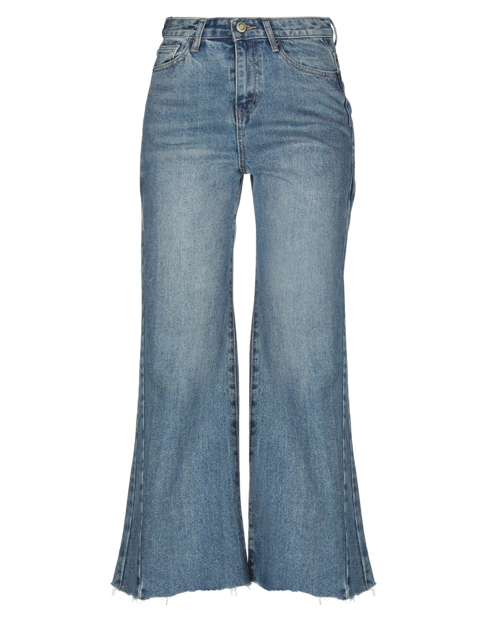 NICOLAS BESSON Джинсовые брюки nicolas