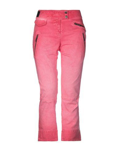 Купить Джинсовые брюки цвета фуксия