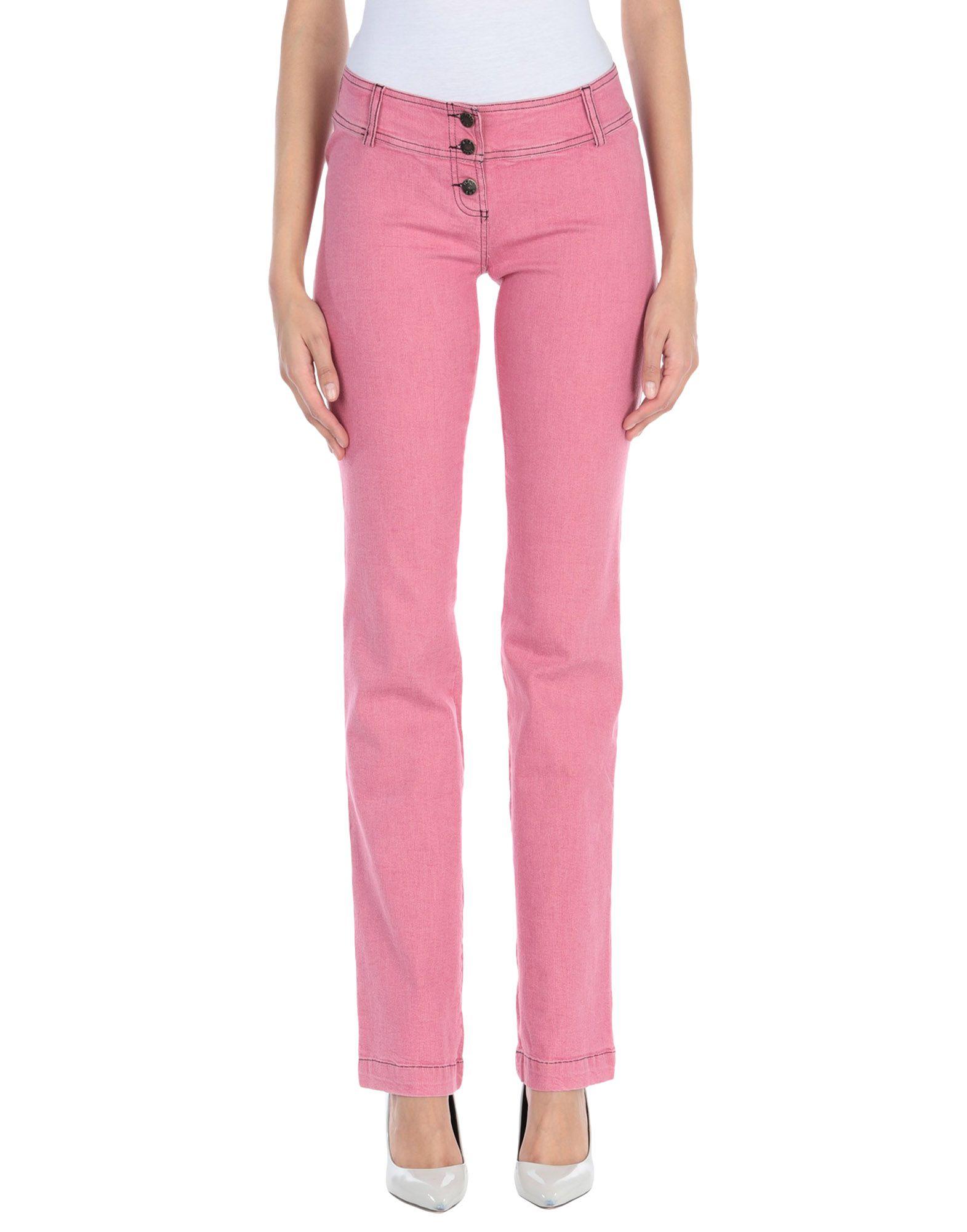 купить PLEIN SUD Джинсовые брюки по цене 4050 рублей