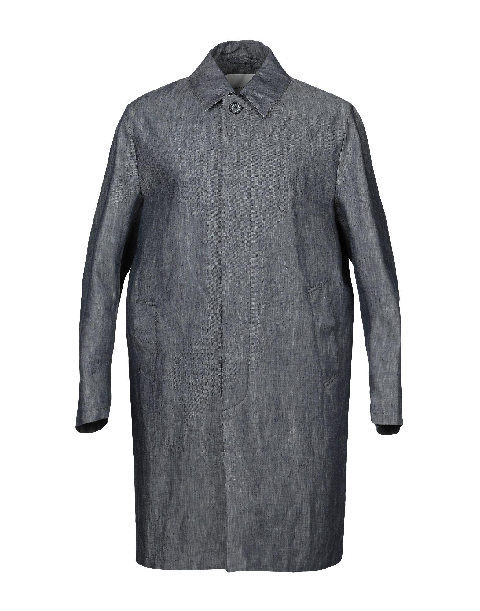 MACKINTOSH Джинсовая верхняя одежда цена 2017