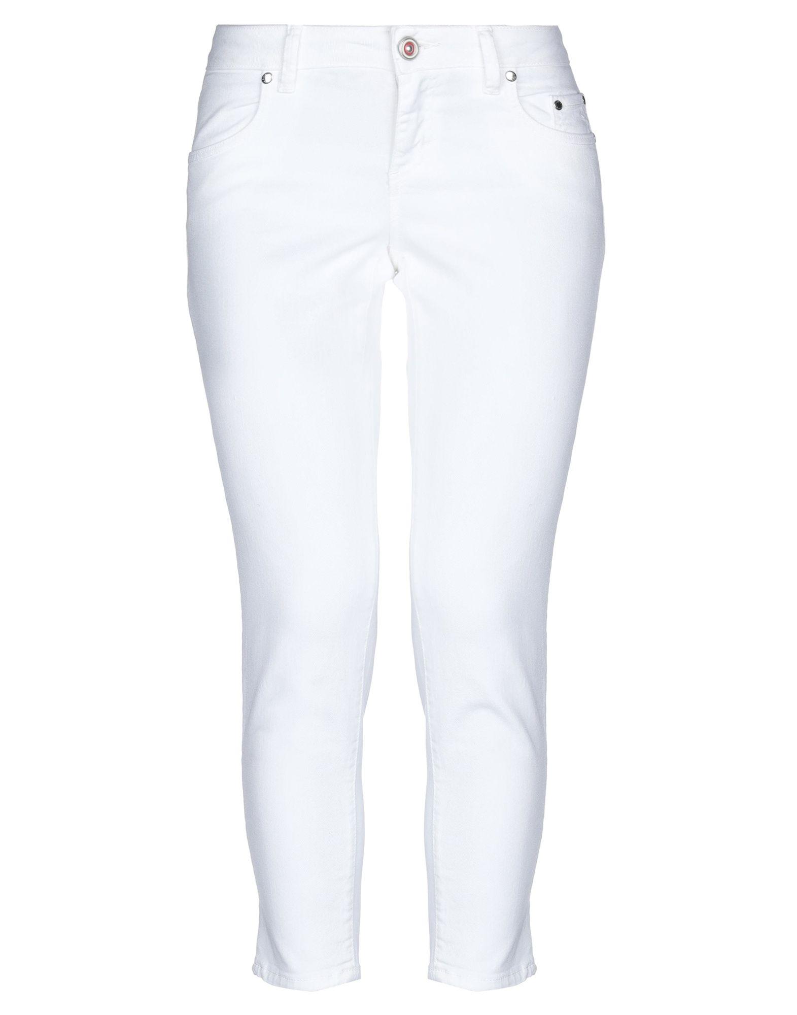 SIVIGLIA Джинсовые брюки-капри джинсовые капри женские купить