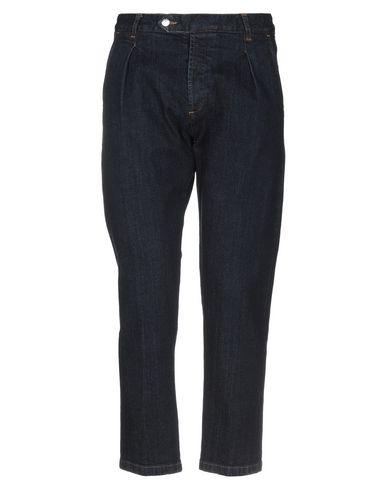 Купить Джинсовые брюки от ENTRE AMIS синего цвета