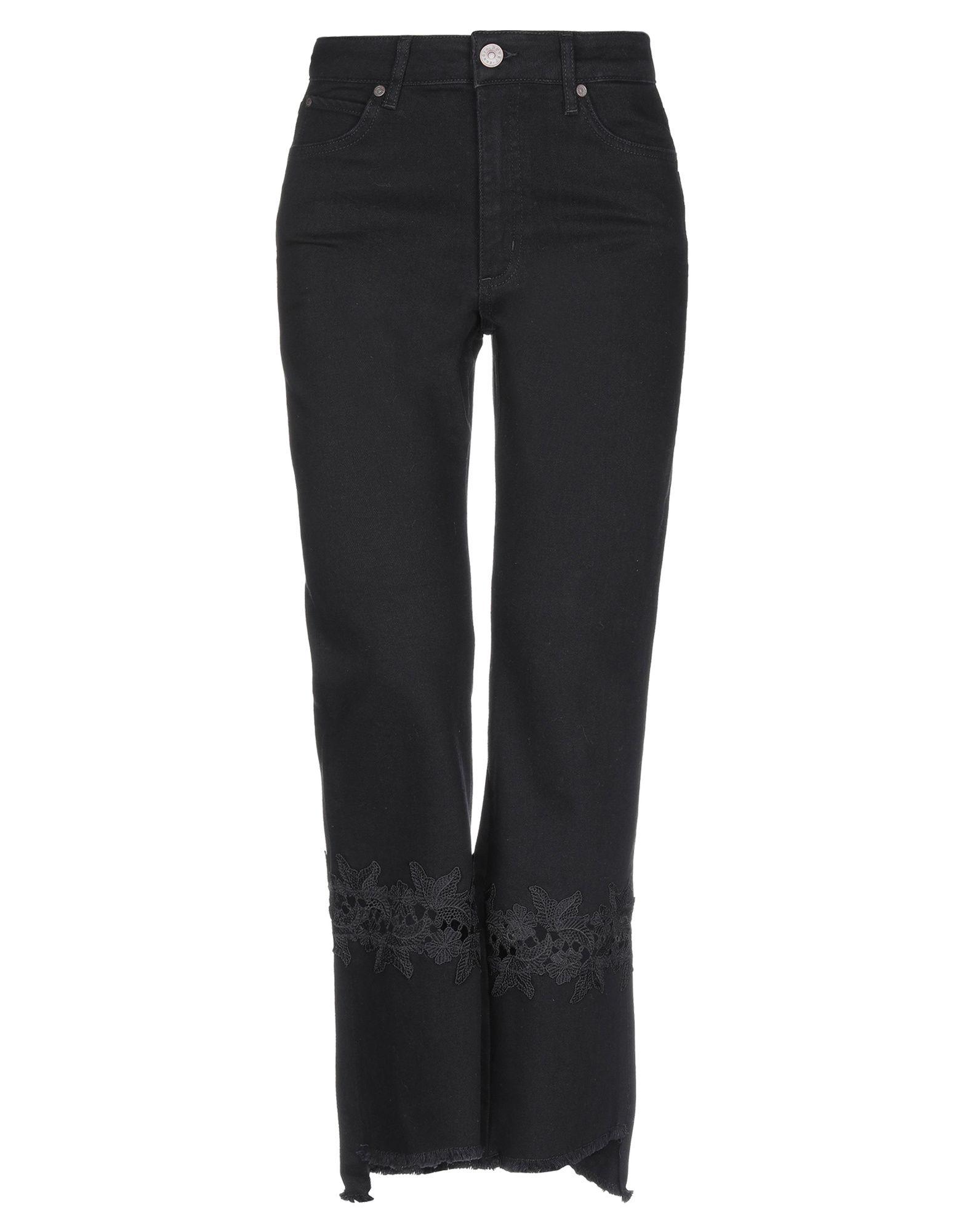 SANDRO Джинсовые брюки