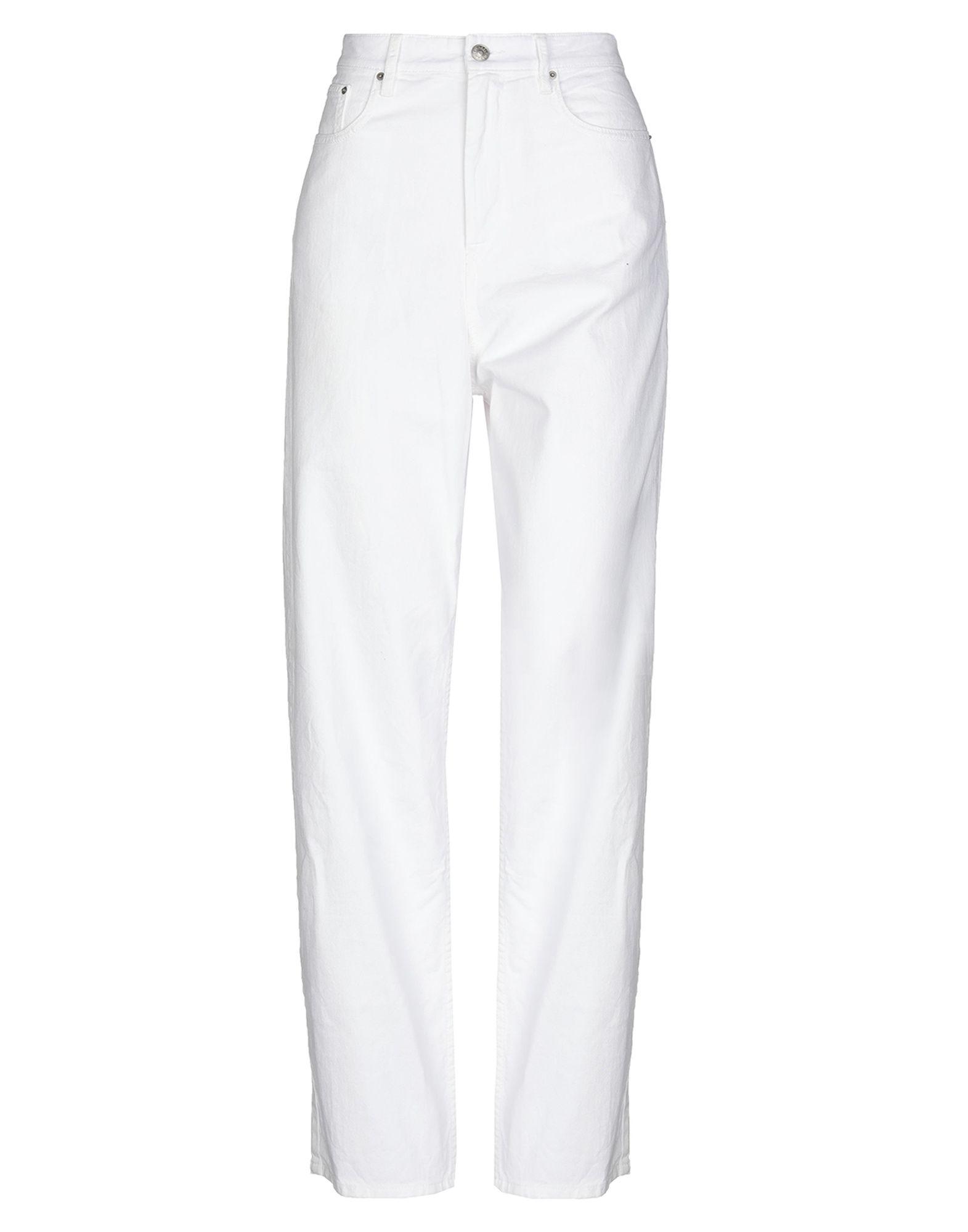 ISABEL MARANT ÉTOILE Джинсовые брюки