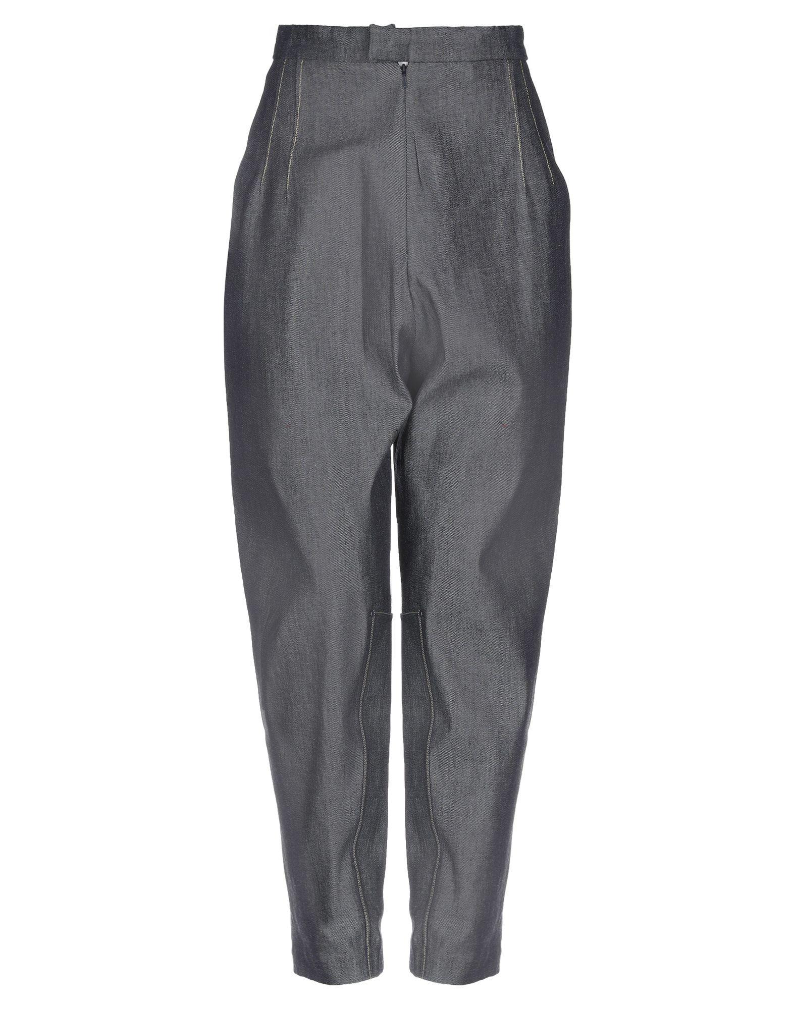 LONGSHAW WARD Джинсовые брюки watch and ward