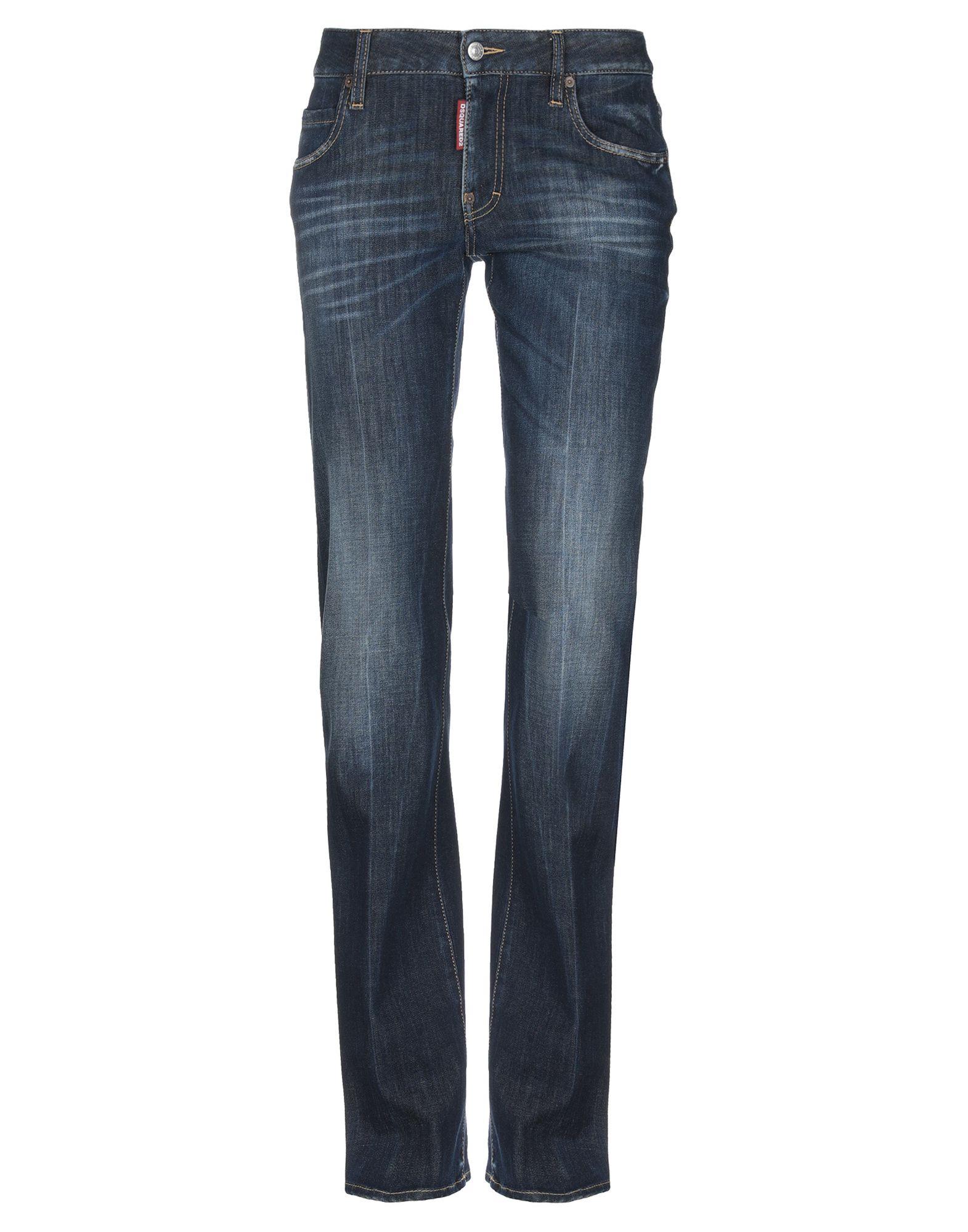 DSQUARED2 Denim pants - Item 42731065