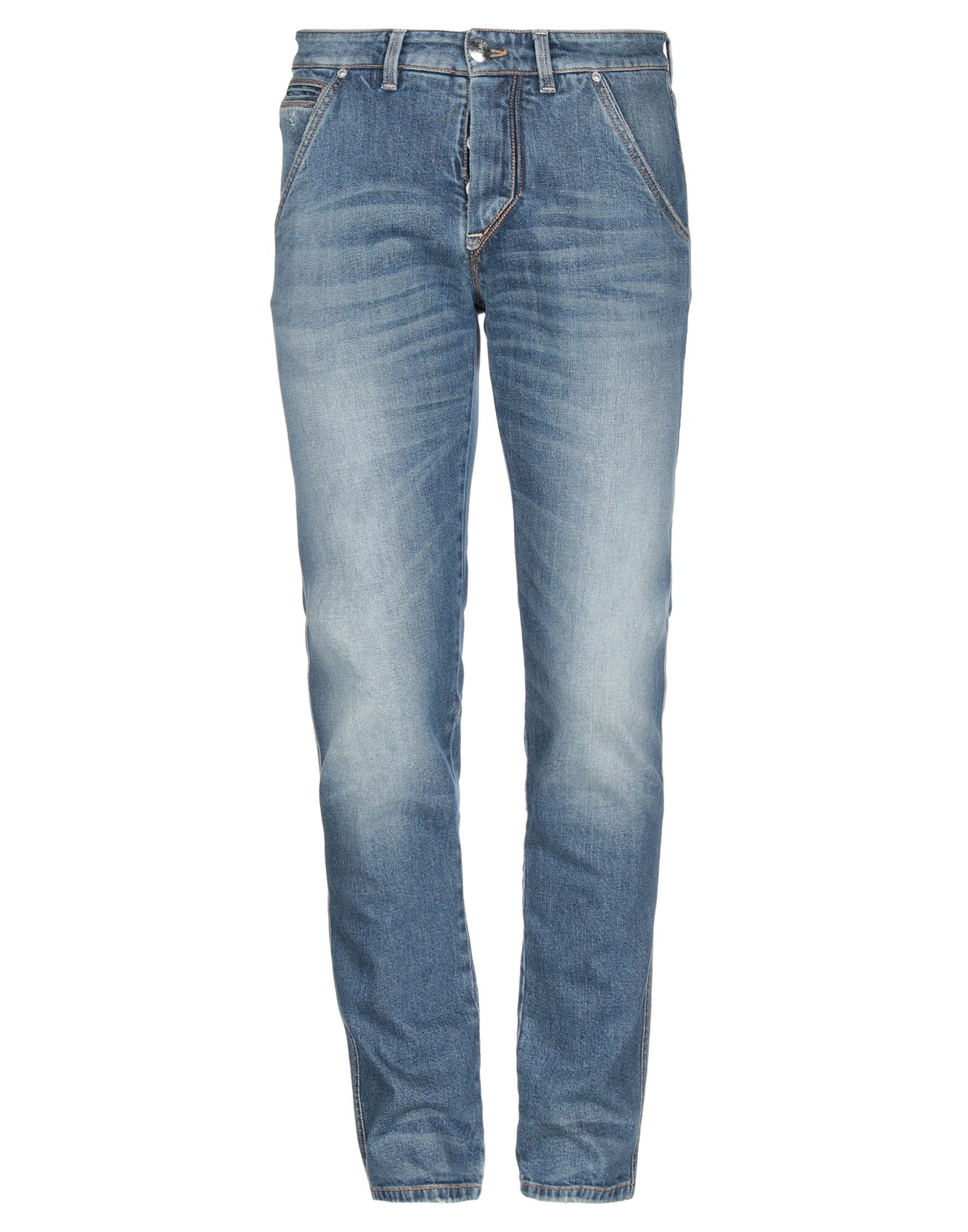 BARBA Napoli Джинсовые брюки