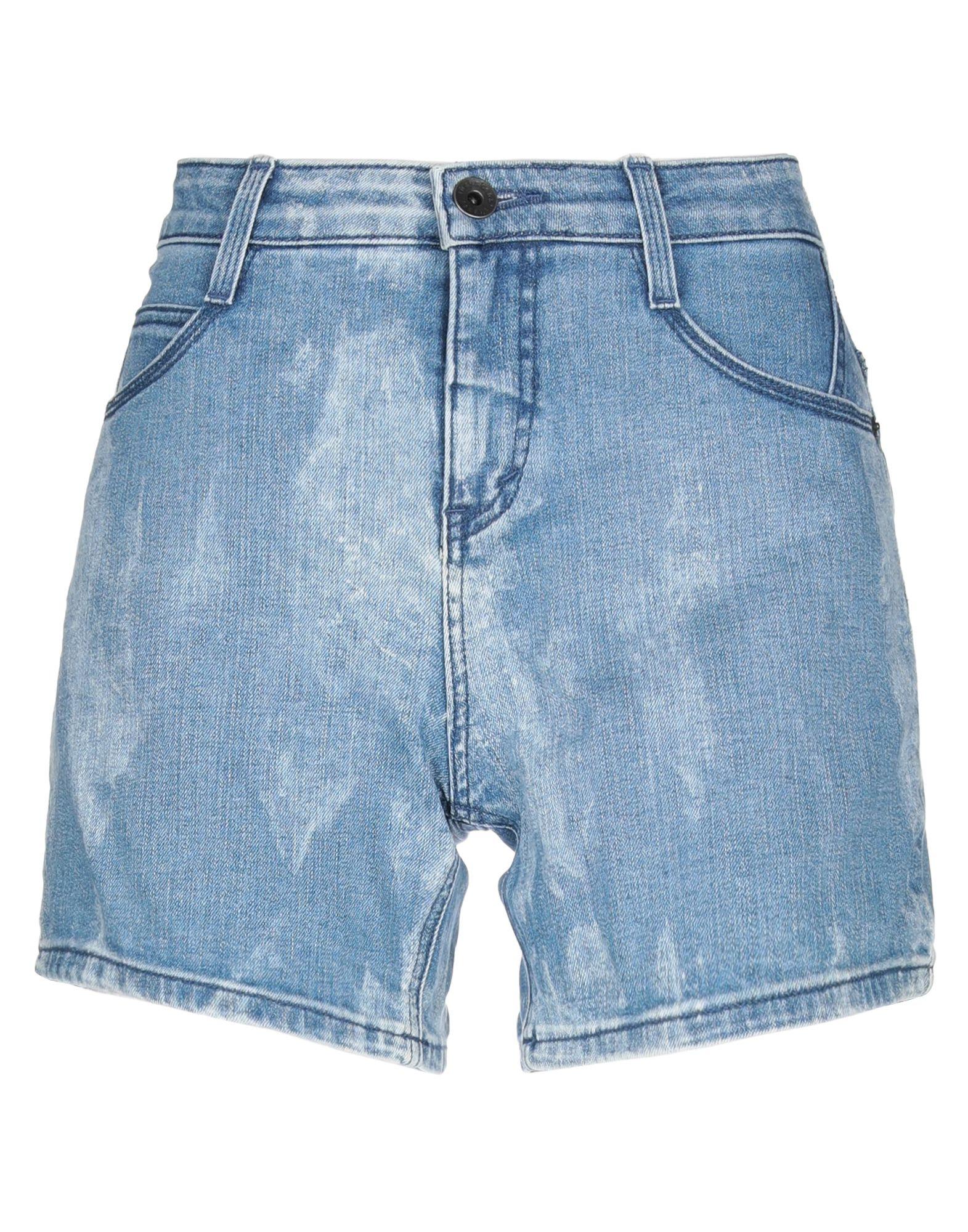 THEYSKENS' THEORY Джинсовые шорты theyskens theory джинсовые шорты
