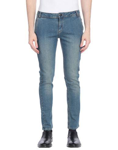 Фото - Джинсовые брюки от HISTORIC синего цвета
