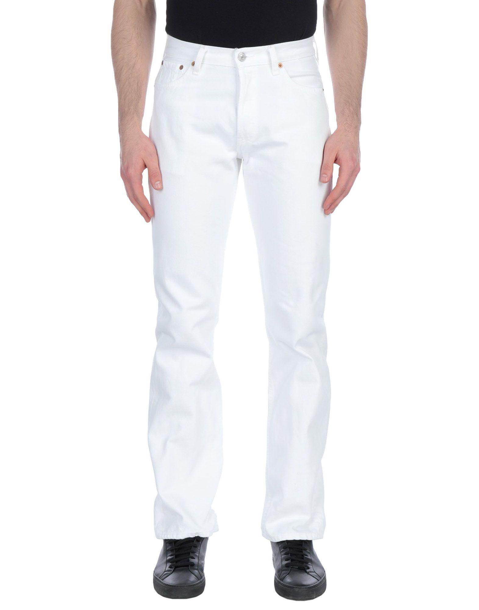 LEVI' S Джинсовые брюки цена и фото