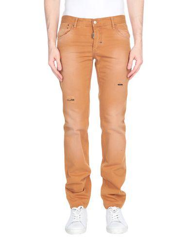 Купить Джинсовые брюки цвет верблюжий