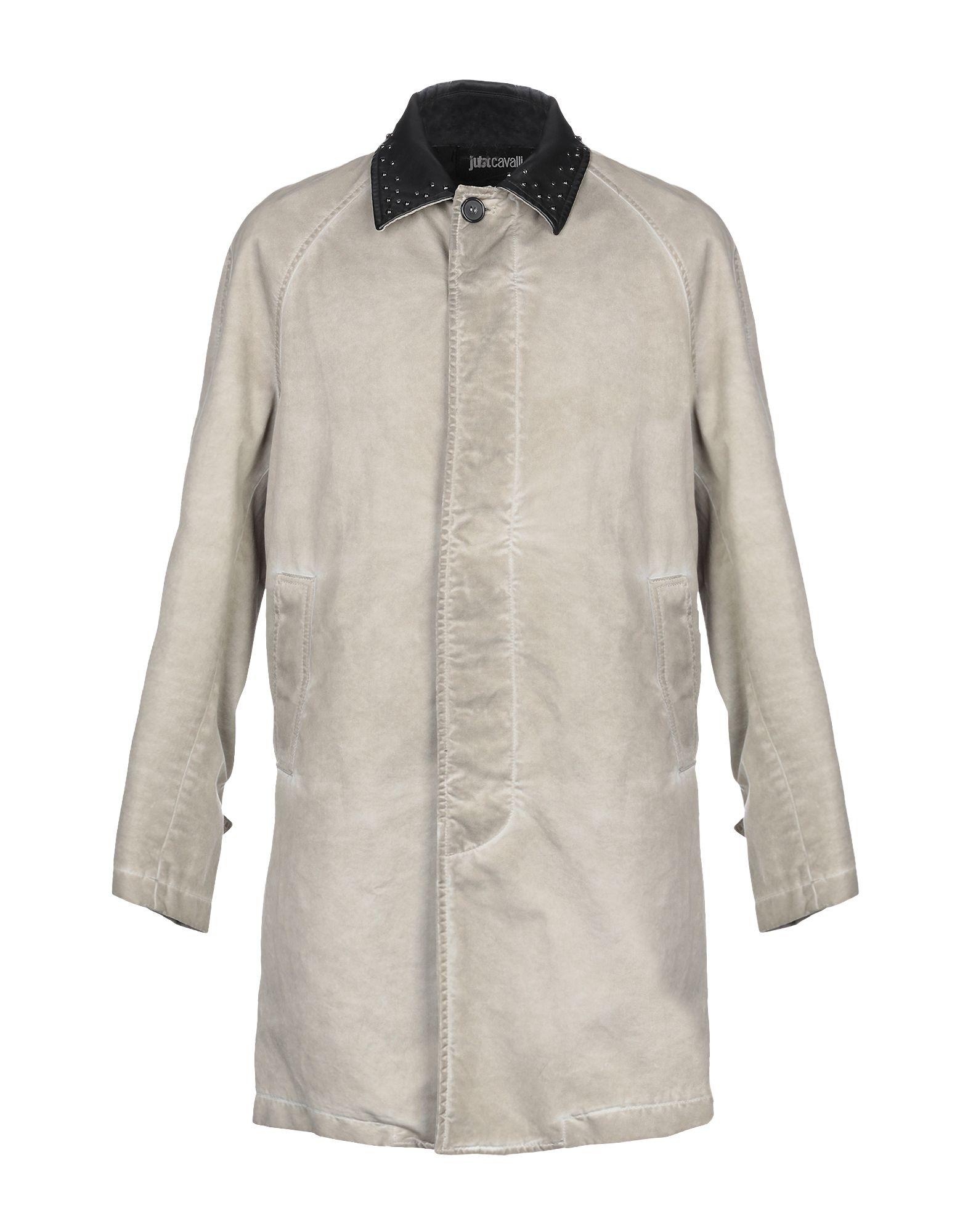 JUST CAVALLI Джинсовая верхняя одежда недорго, оригинальная цена