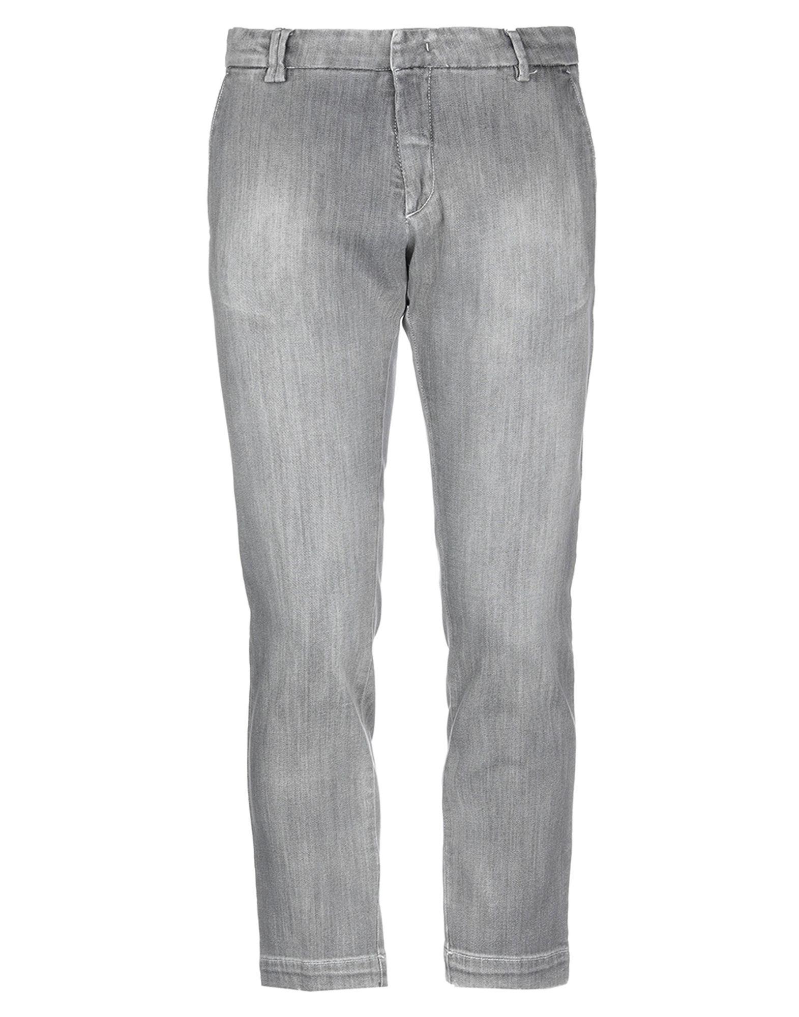 BRO-SHIP Denim pants - Item 42732898