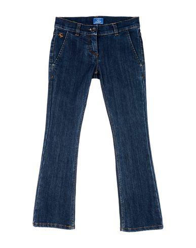 Фото - Джинсовые брюки от FAY синего цвета