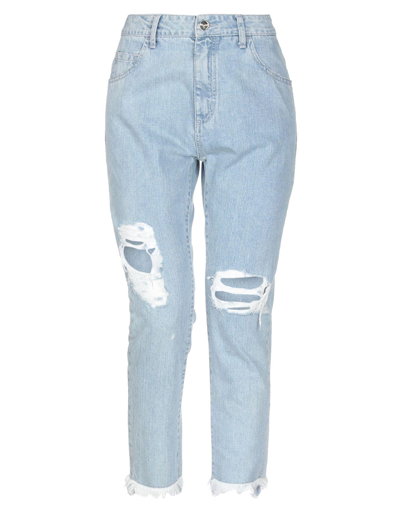 BLUGIRL JEANS Джинсовые брюки summer boyfriend jeans for women hole ripped white lace flowers denim pants low waist mujer vintage skinny stretch jeans female