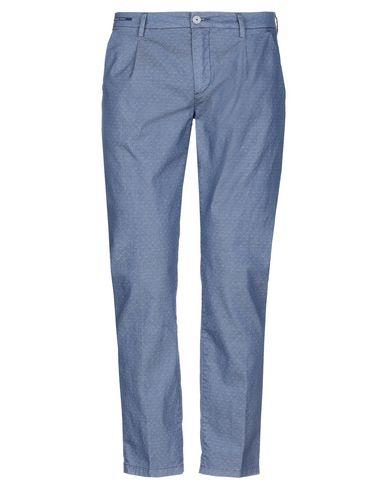 Фото - Джинсовые брюки от TELERIA ZED синего цвета