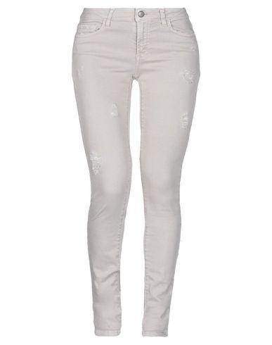 Купить Джинсовые брюки светло-серого цвета