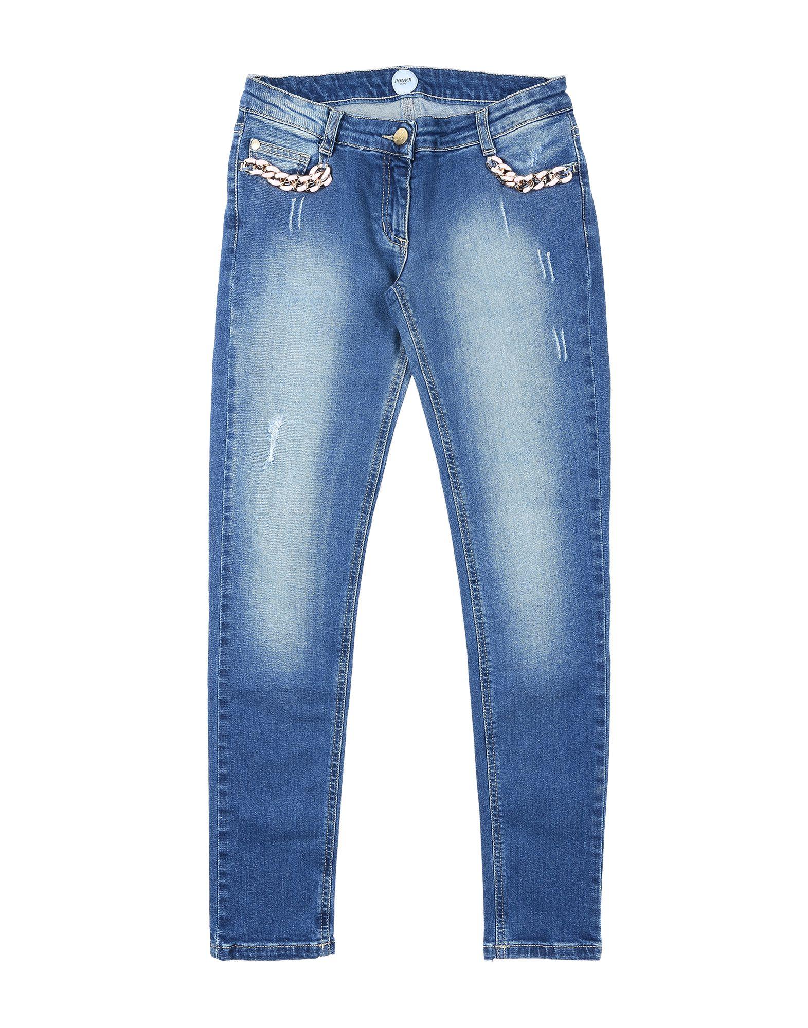 Parrot Kids' Jeans In Blue