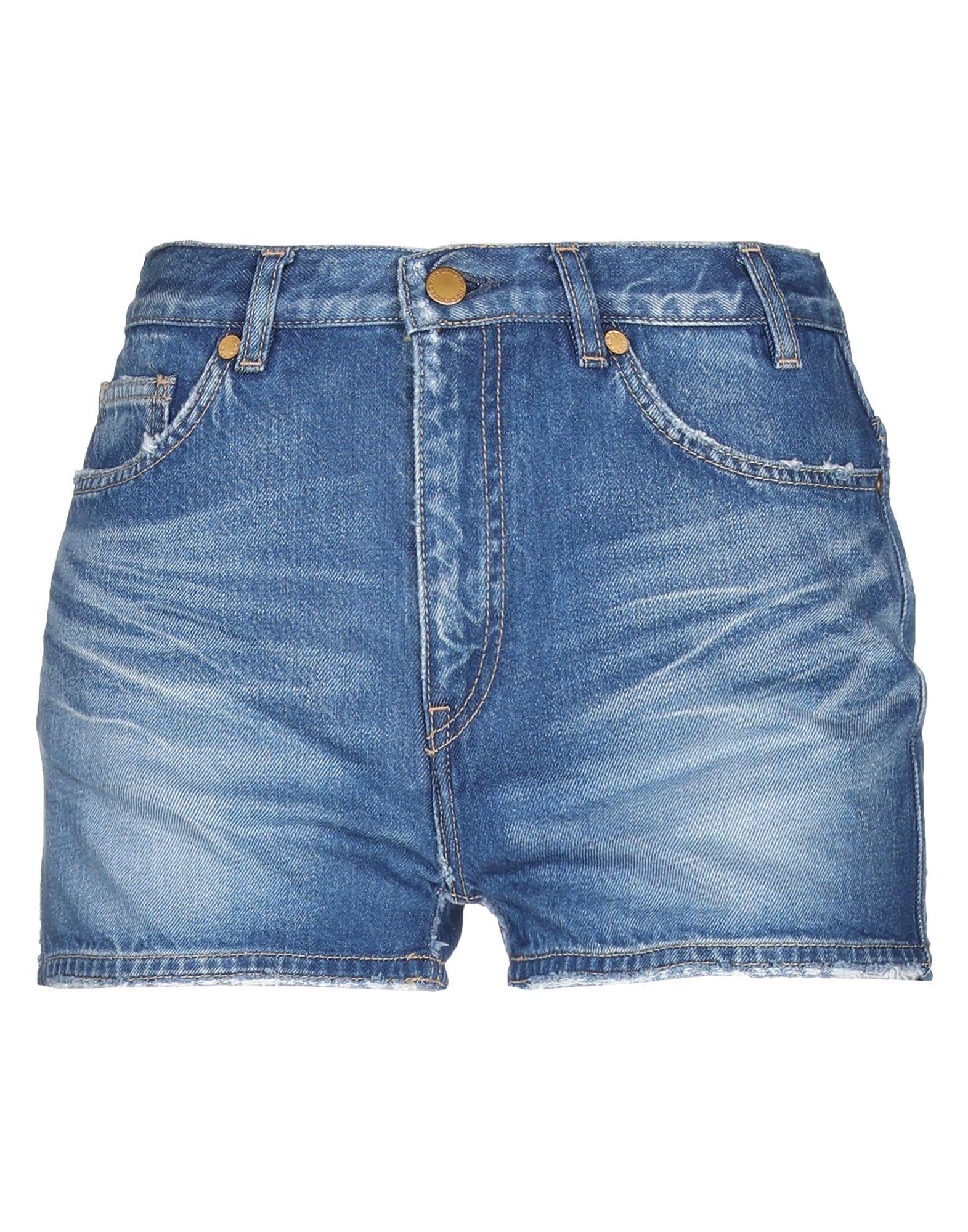 JIL SANDER Джинсовые шорты шорты jil sander