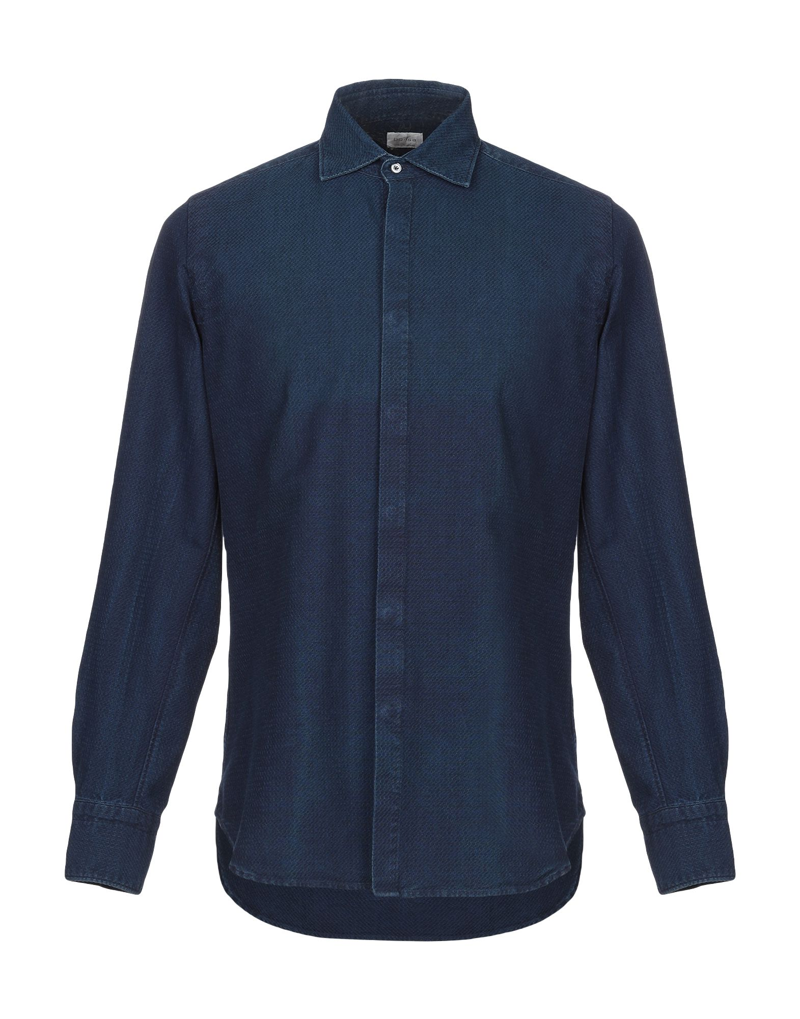 BORSA Джинсовая рубашка