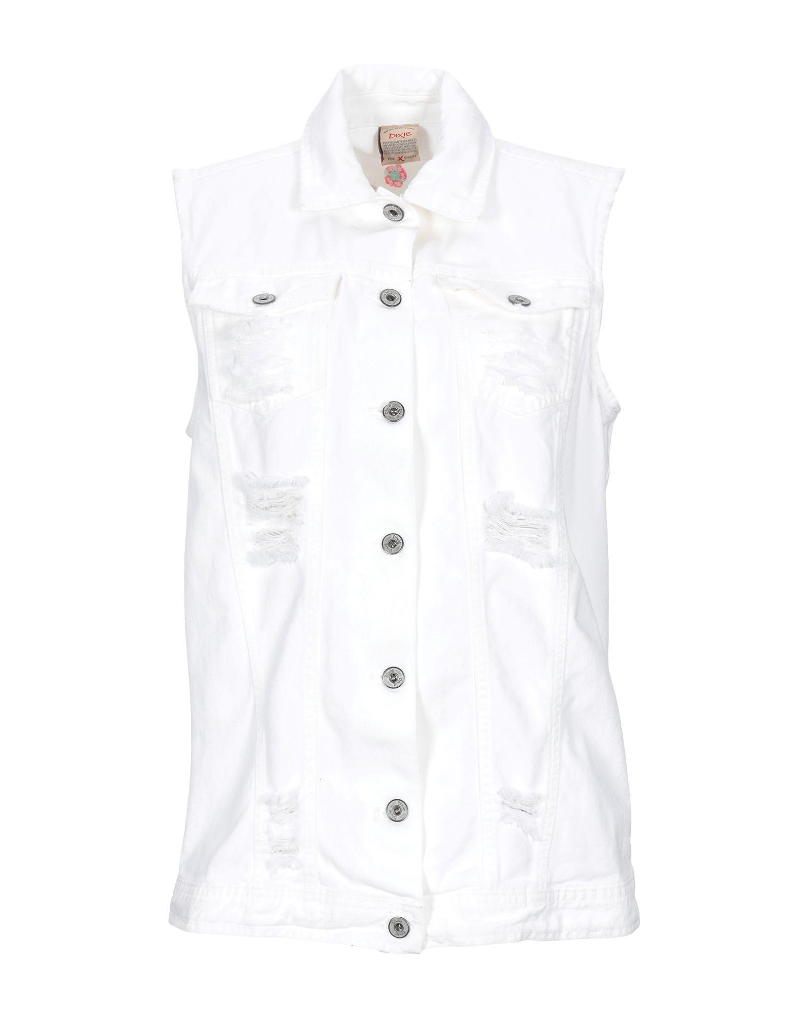 DIXIE Джинсовая верхняя одежда