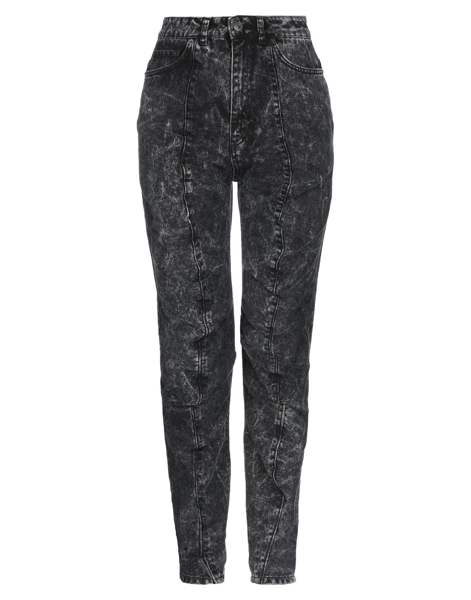 Y/PROJECT Джинсовые брюки