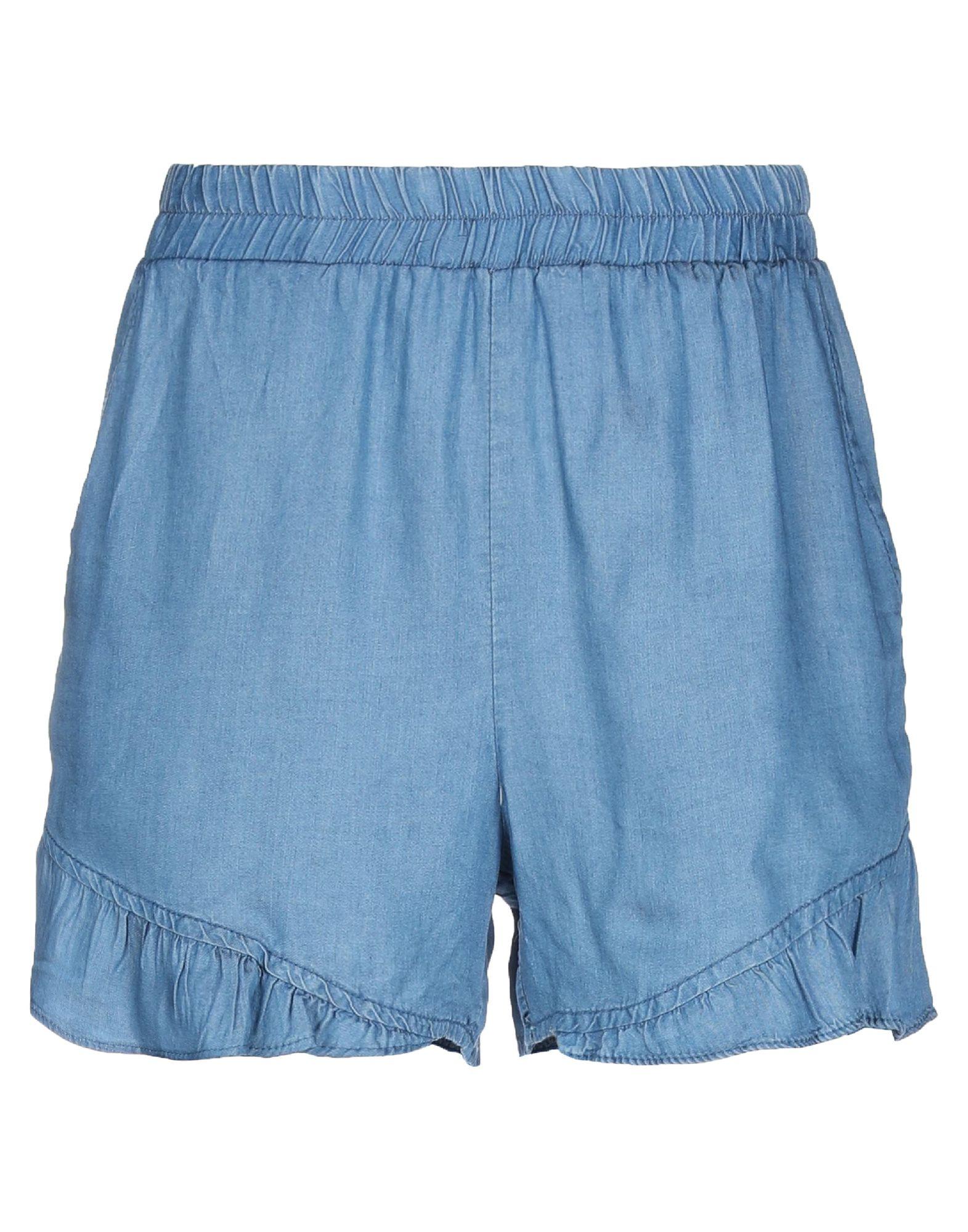 цена ICHI Джинсовые шорты