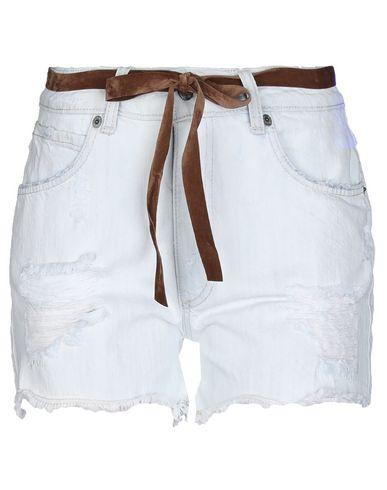 MOTEL Short en jean femme