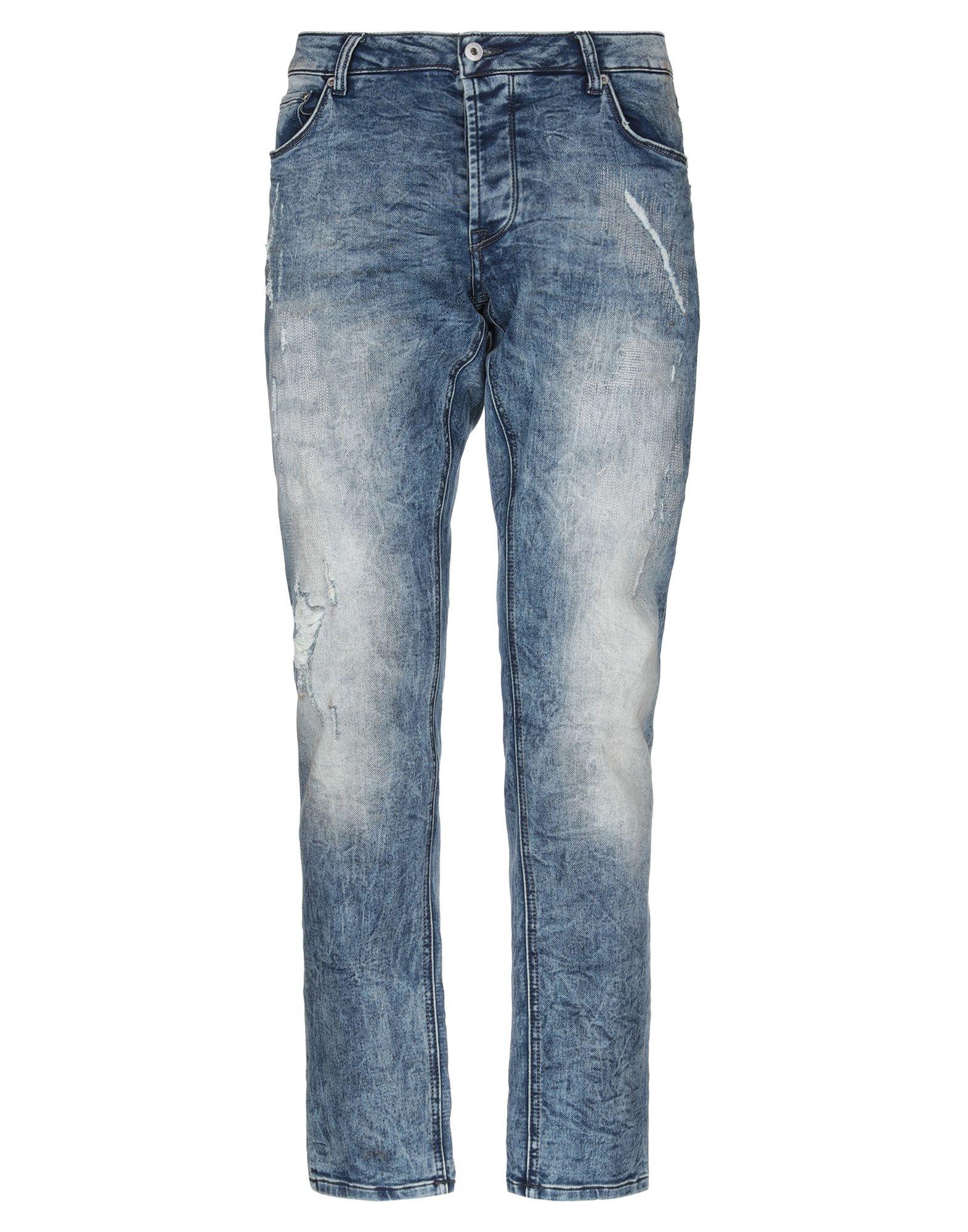 !SOLID Джинсовые брюки