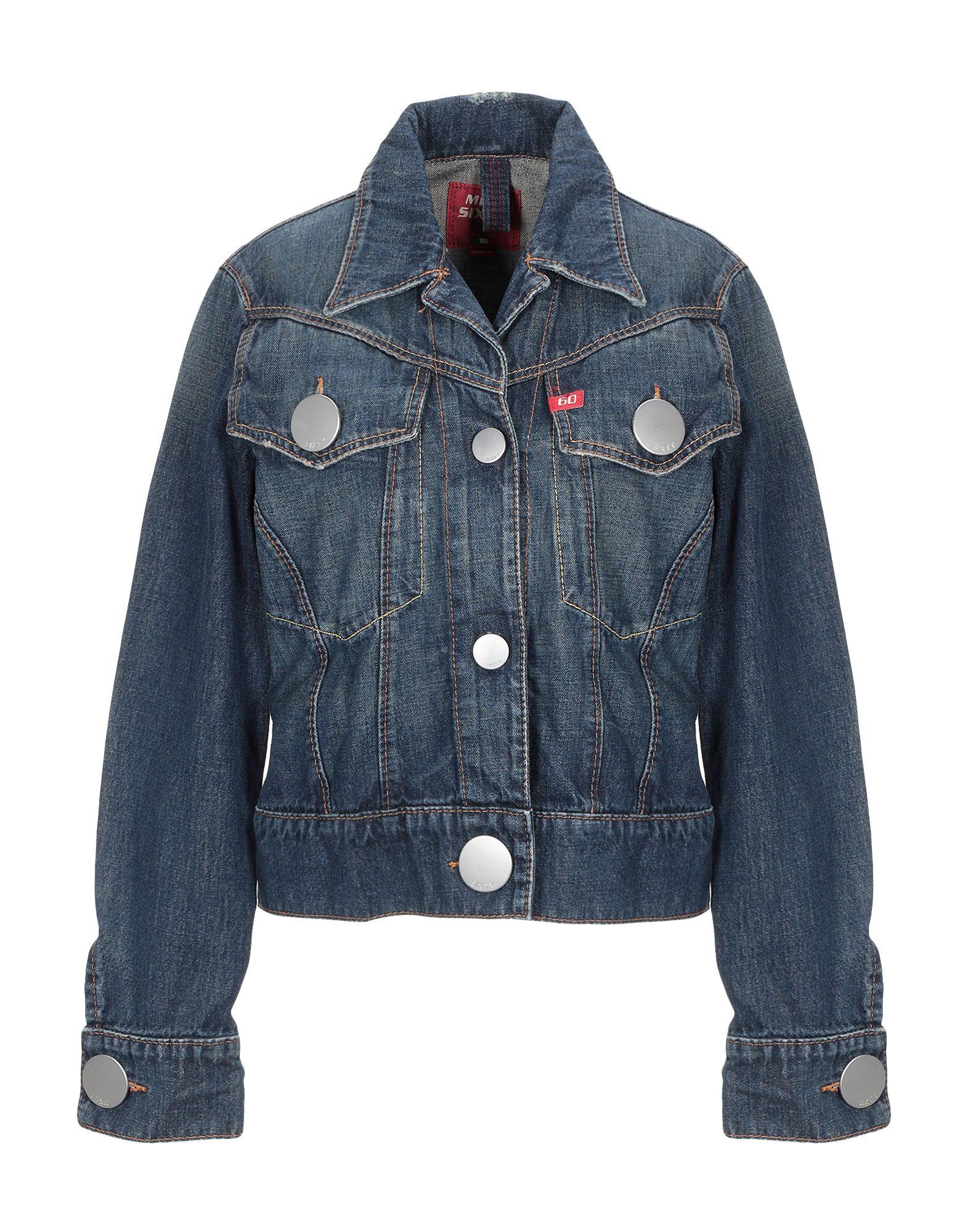 MISS SIXTY Джинсовая верхняя одежда цена 2017