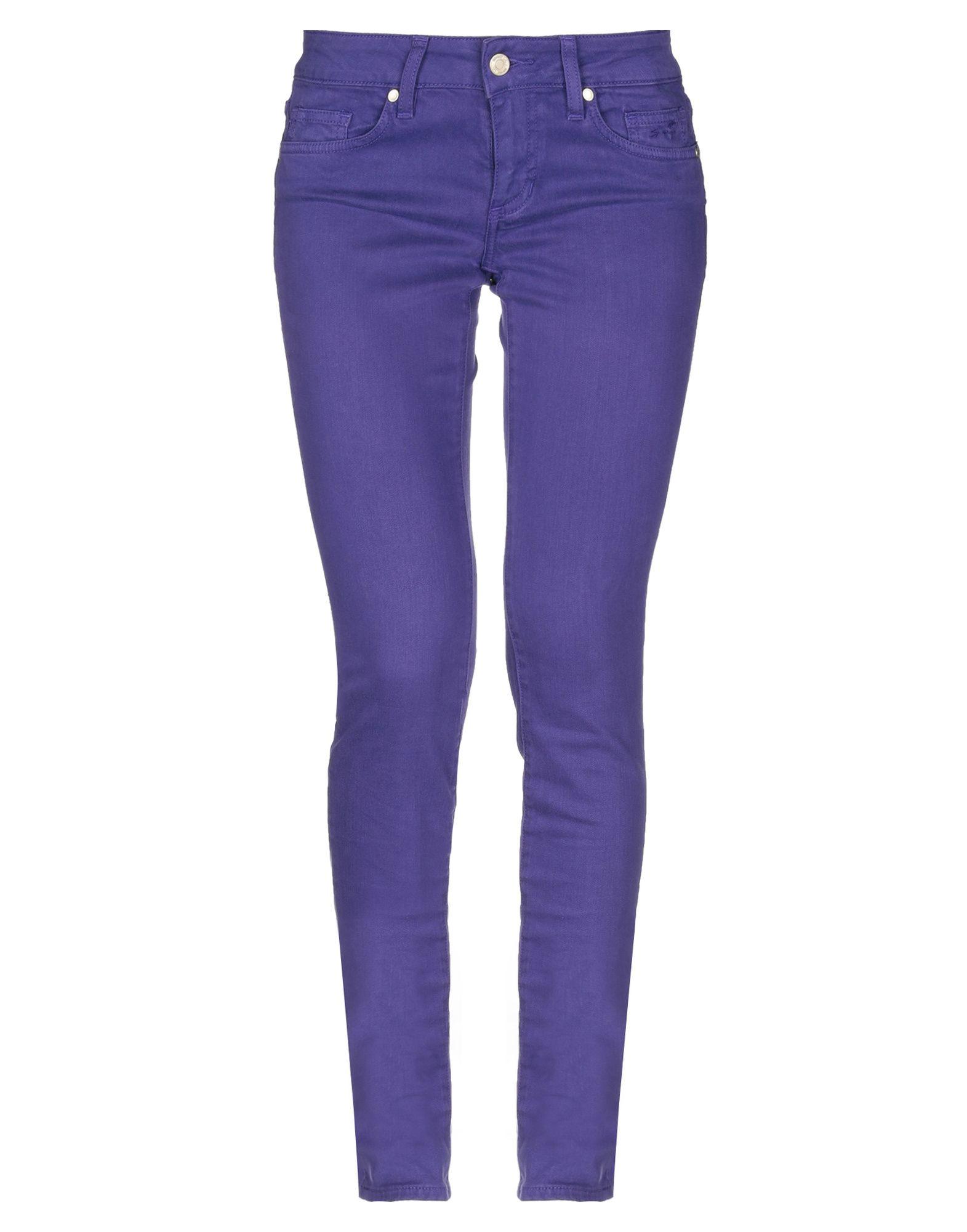 SEVEN7 Джинсовые брюки повседневные брюки seven7 2015