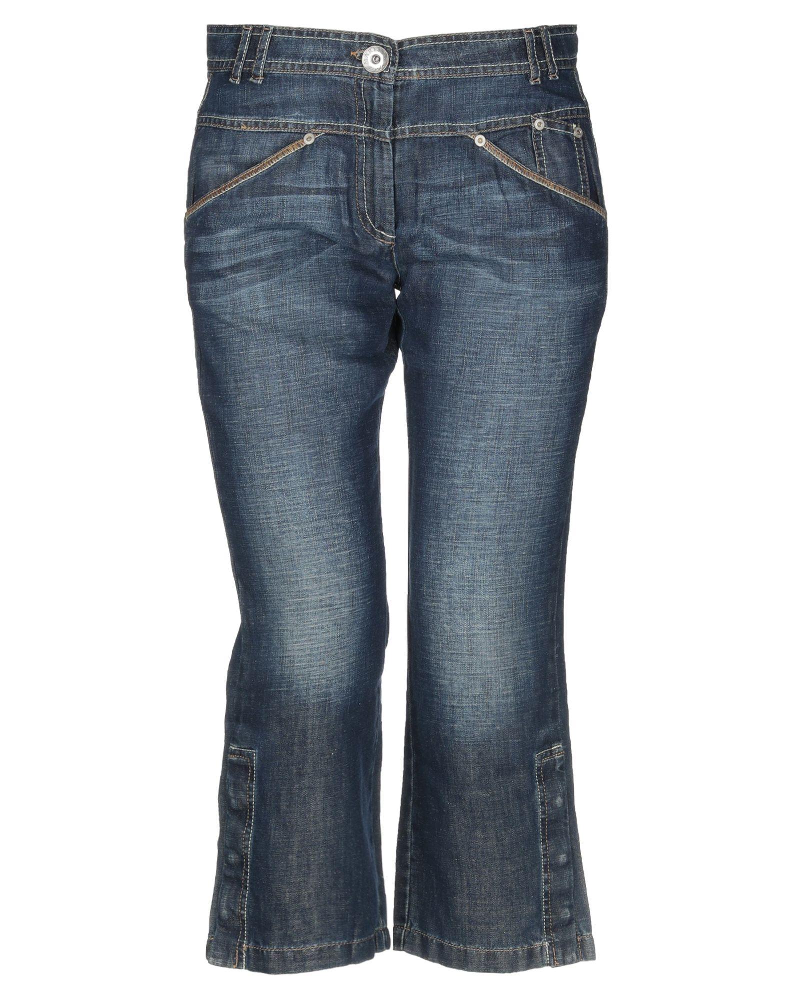 Фото - MARELLA SPORT Джинсовые брюки-капри marella sport брюки капри