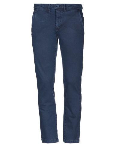 Фото - Джинсовые брюки от WÅVEN темно-синего цвета