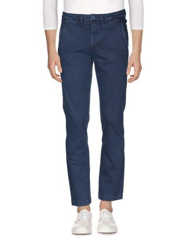 Фото 2 - Джинсовые брюки от WÅVEN темно-синего цвета