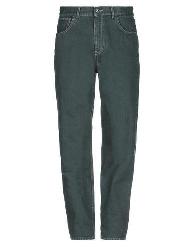 Фото - Джинсовые брюки от HAIKURE темно-зеленого цвета