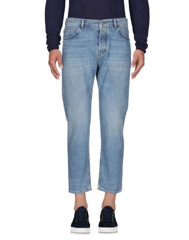 Фото 2 - Джинсовые брюки от HAIKURE синего цвета
