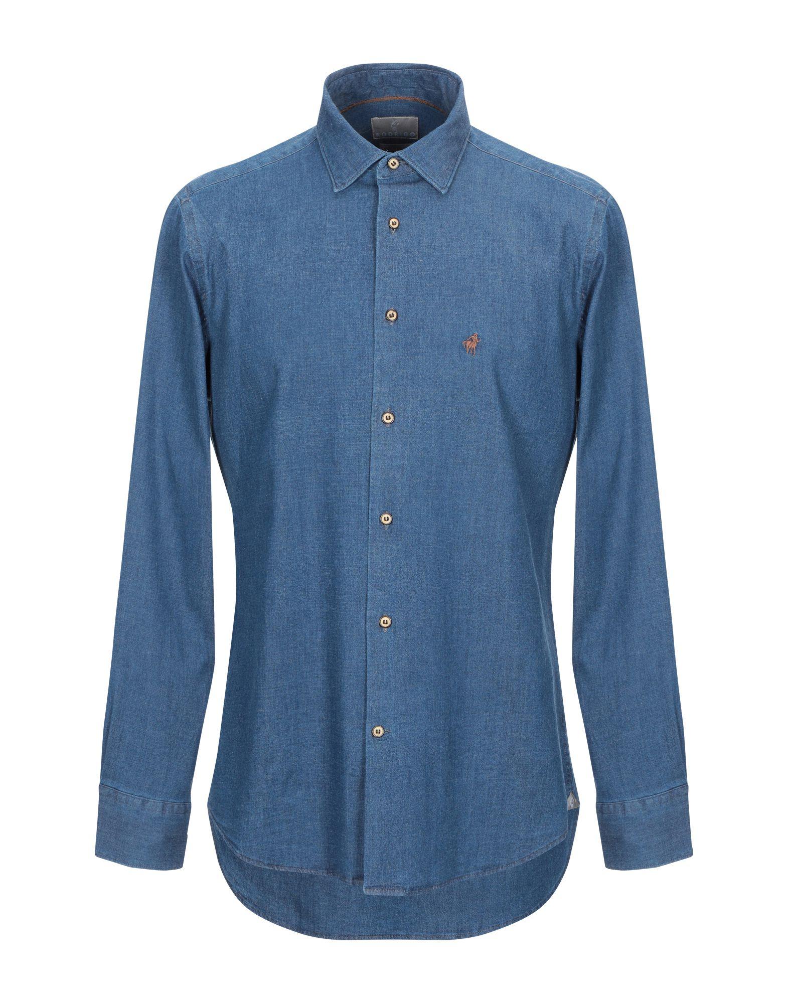 RODRIGO Джинсовая рубашка