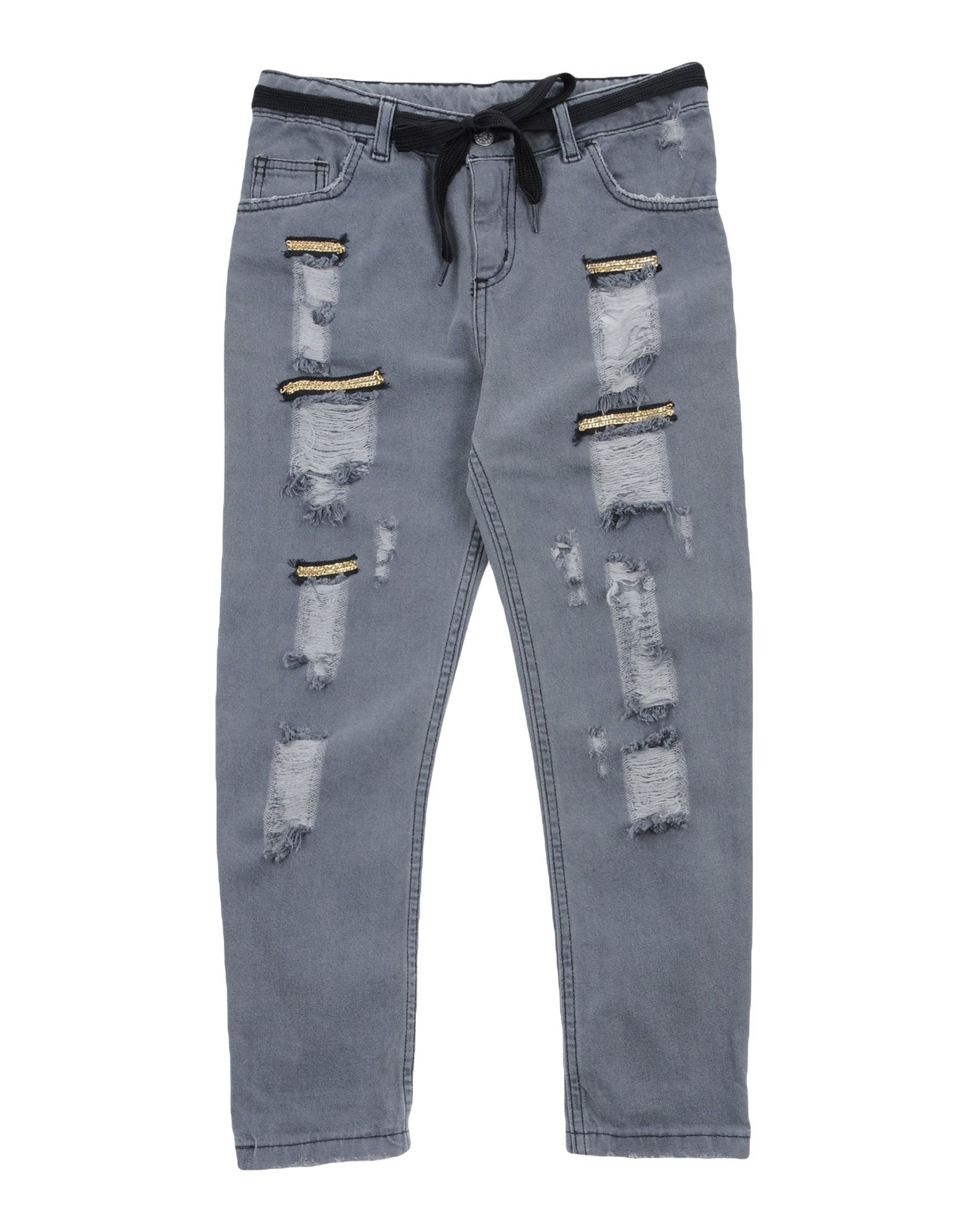 Naïce Kids' Jeans In Gray