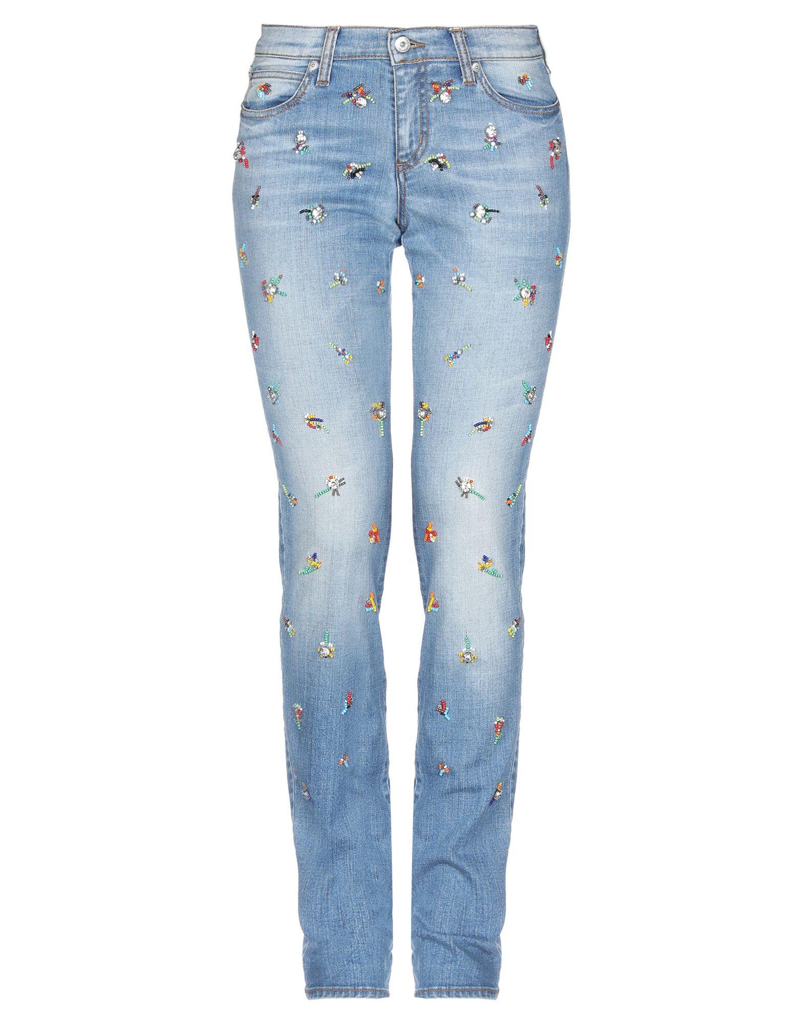 ROŸ ROGER'S Джинсовые брюки nobody джинсовые брюки