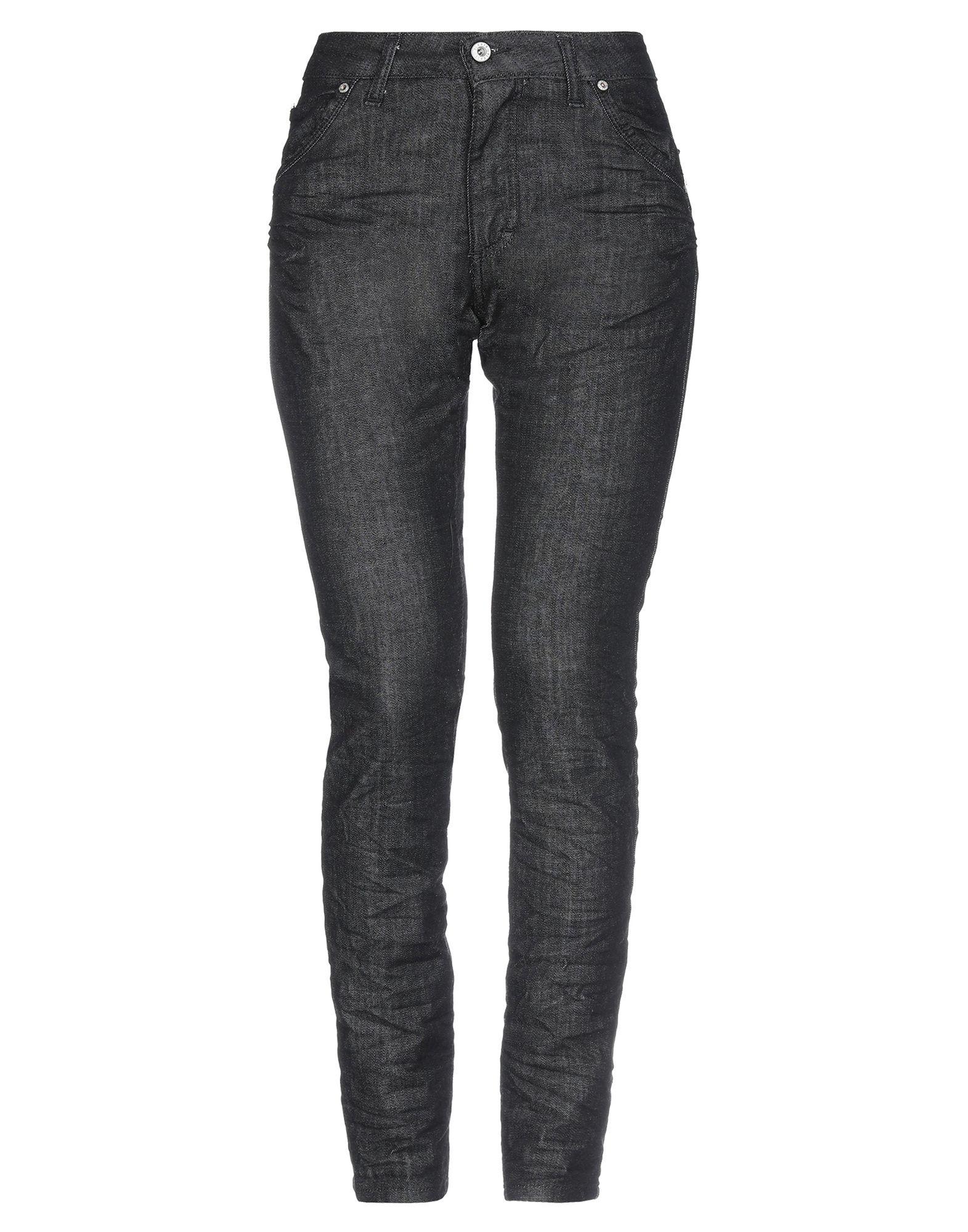 PLEASE Джинсовые брюки ring джинсовые брюки