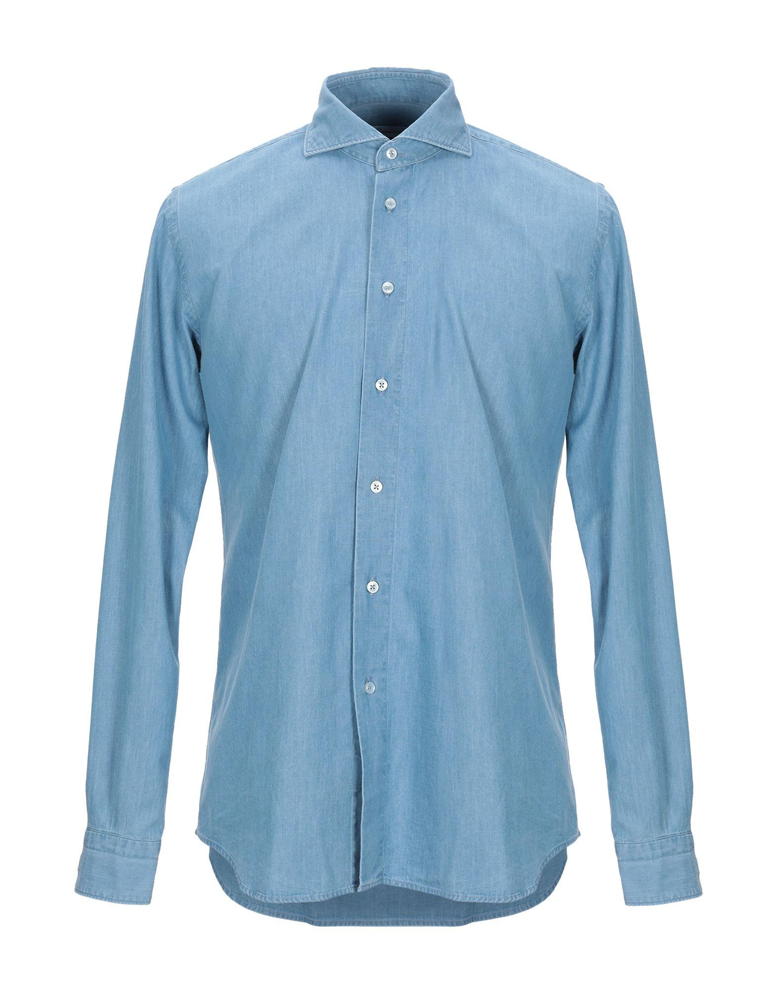 QUEENSWAY Джинсовая рубашка