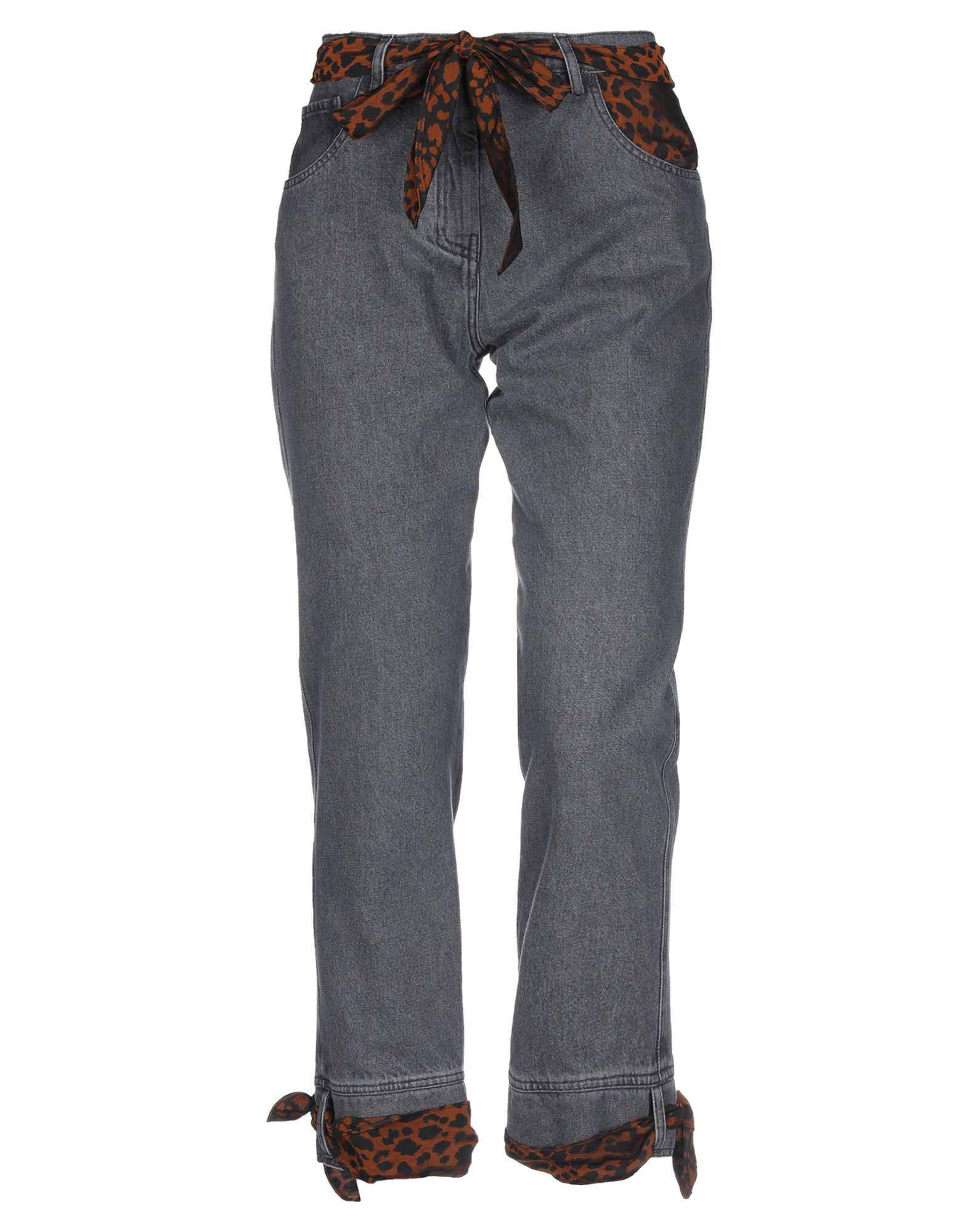 NANUSHKA Джинсовые брюки