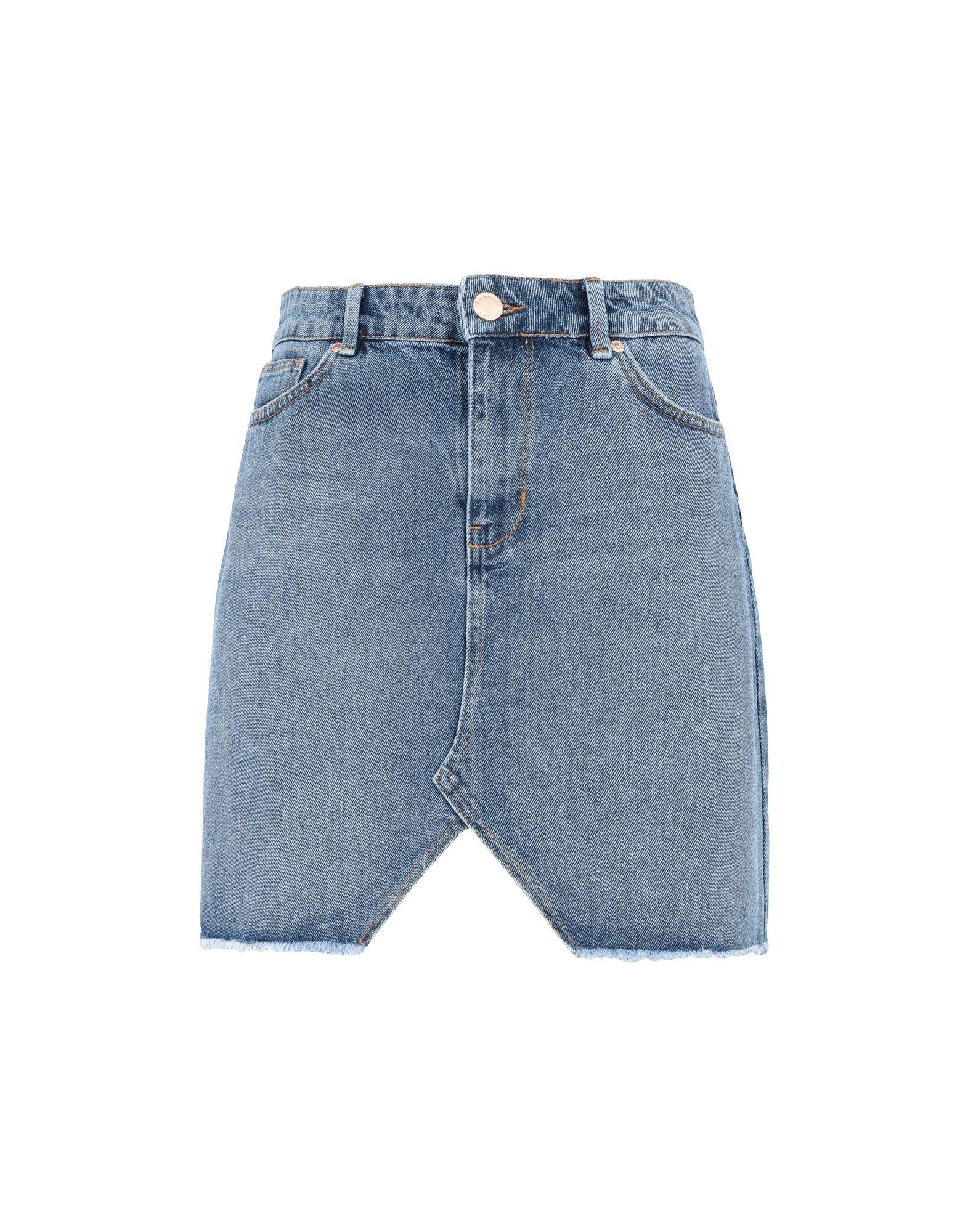 2nd day джинсовая юбка 2ND DAY Джинсовая юбка