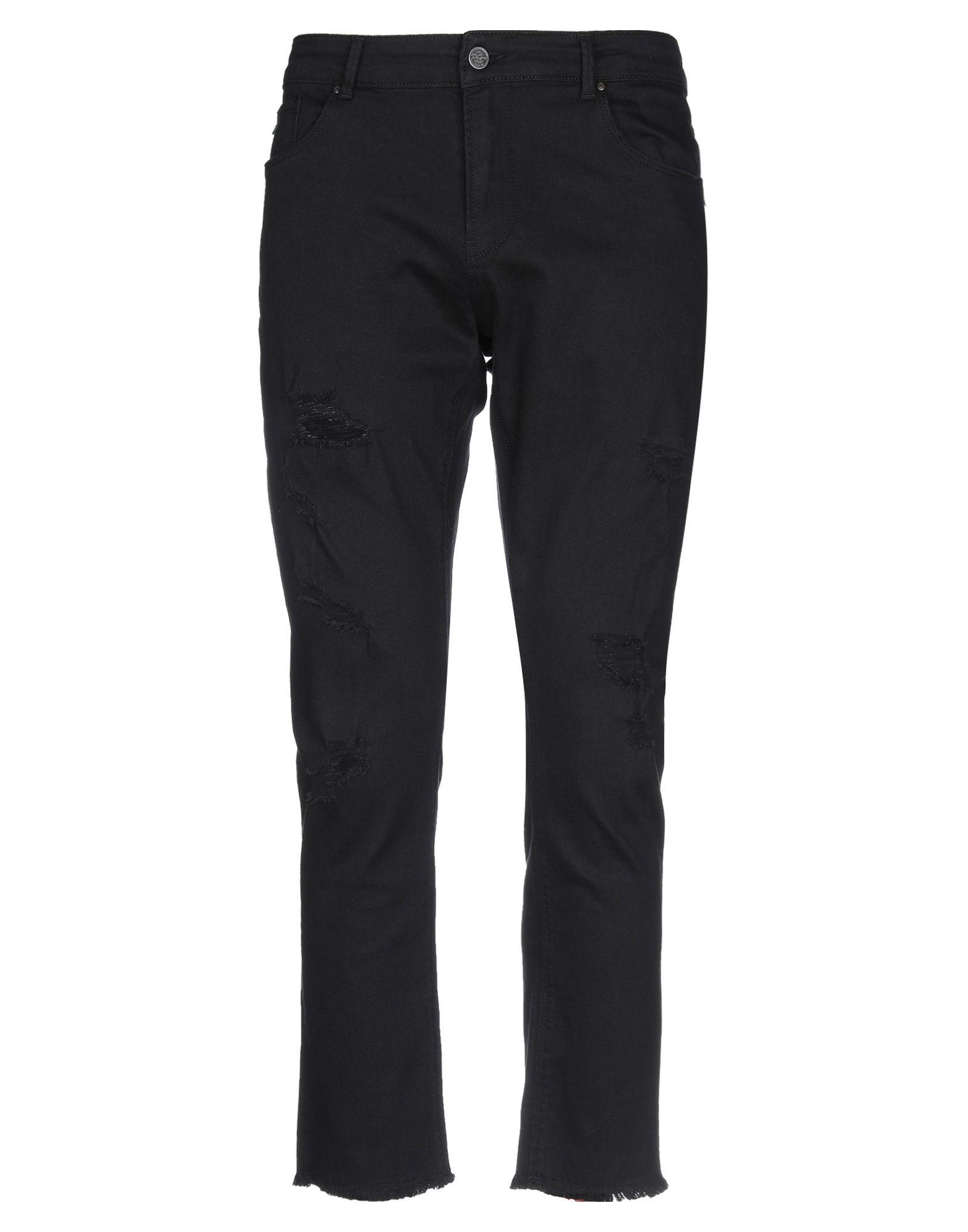 P.GRAX Джинсовые брюки area джинсовые брюки